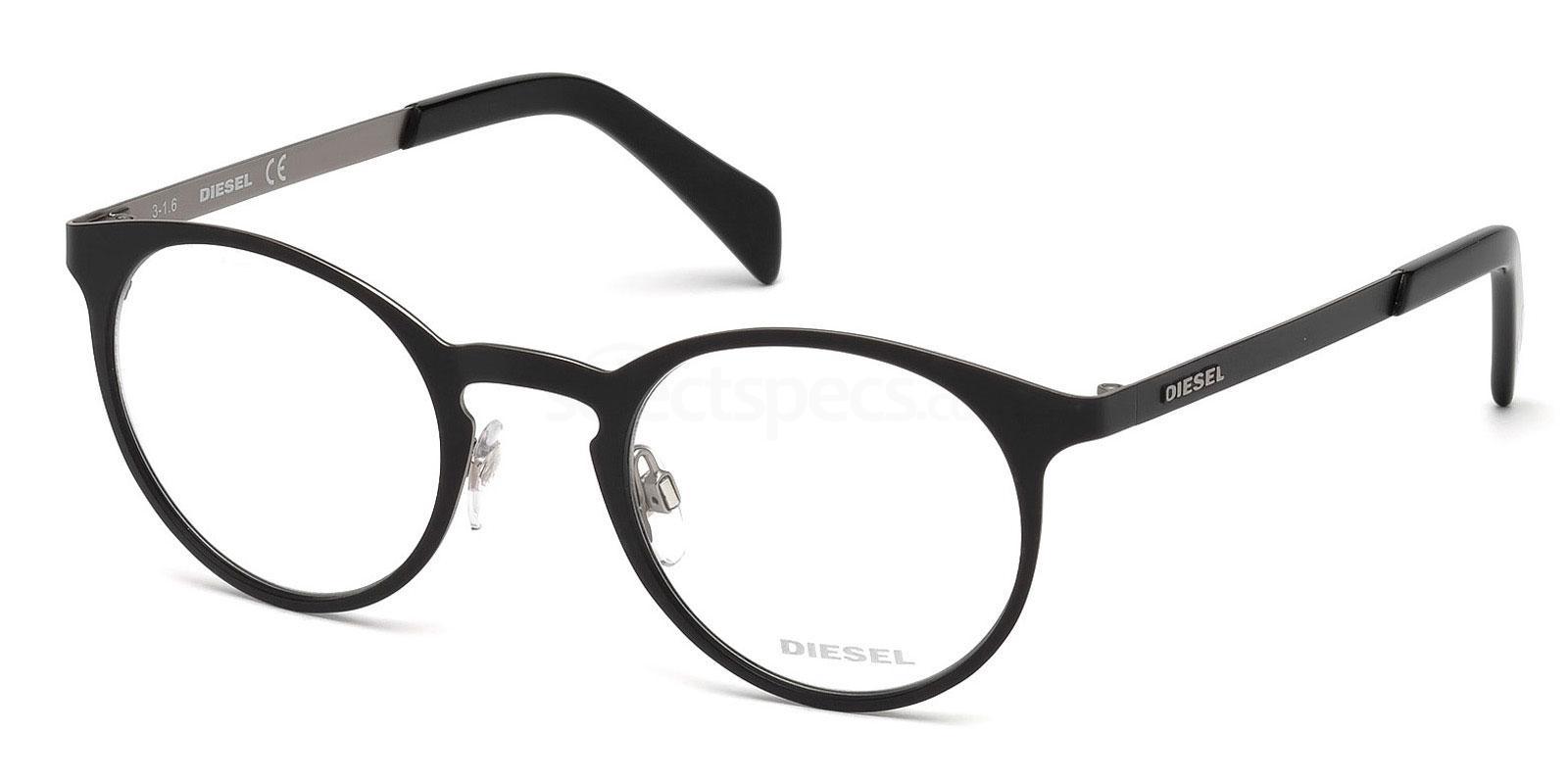 002 DL5221 Glasses, Diesel