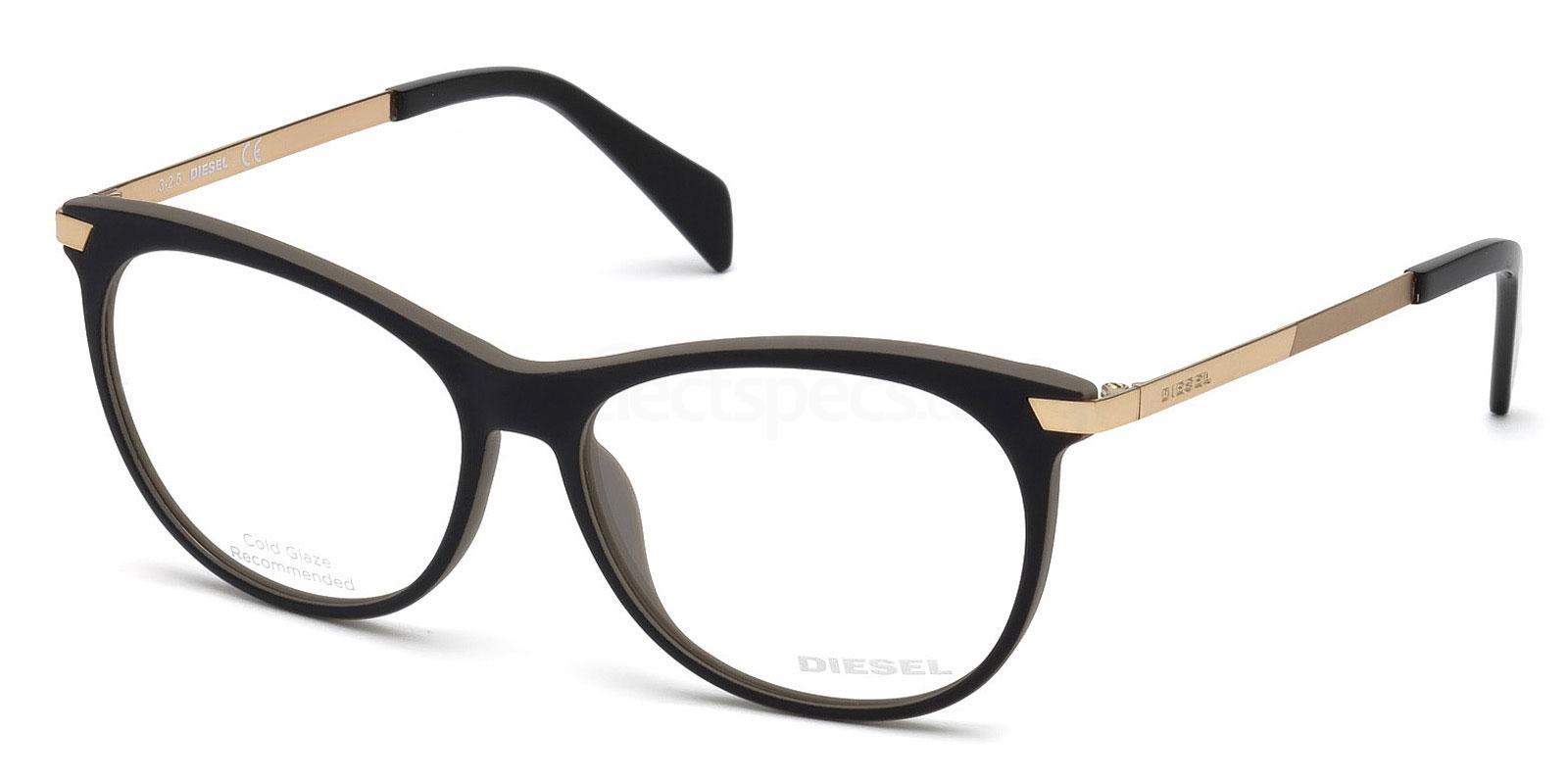 005 DL5219 Glasses, Diesel