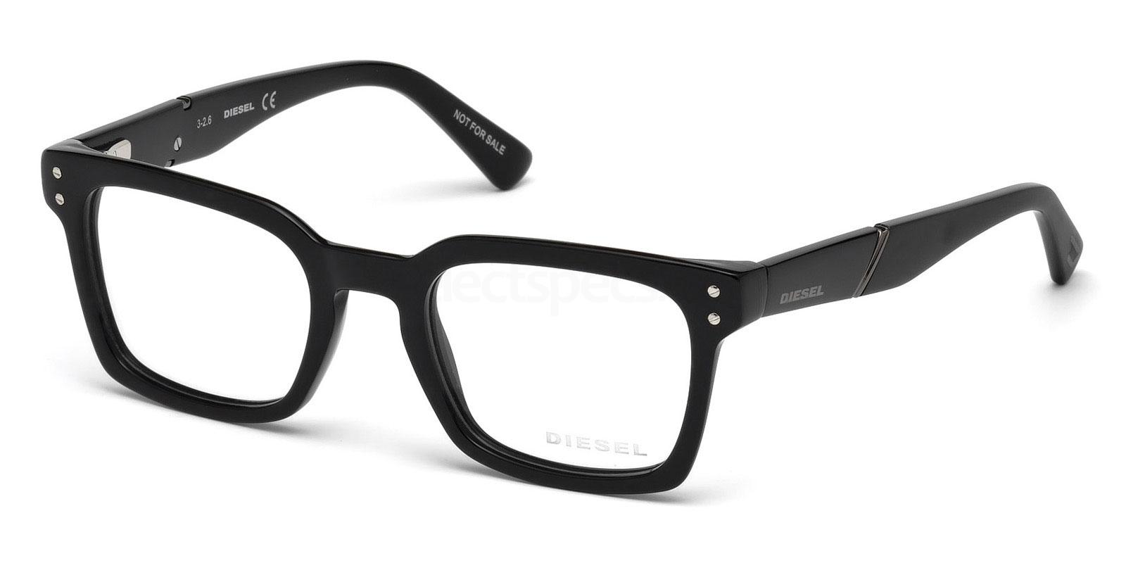 001 DL5229 Glasses, Diesel