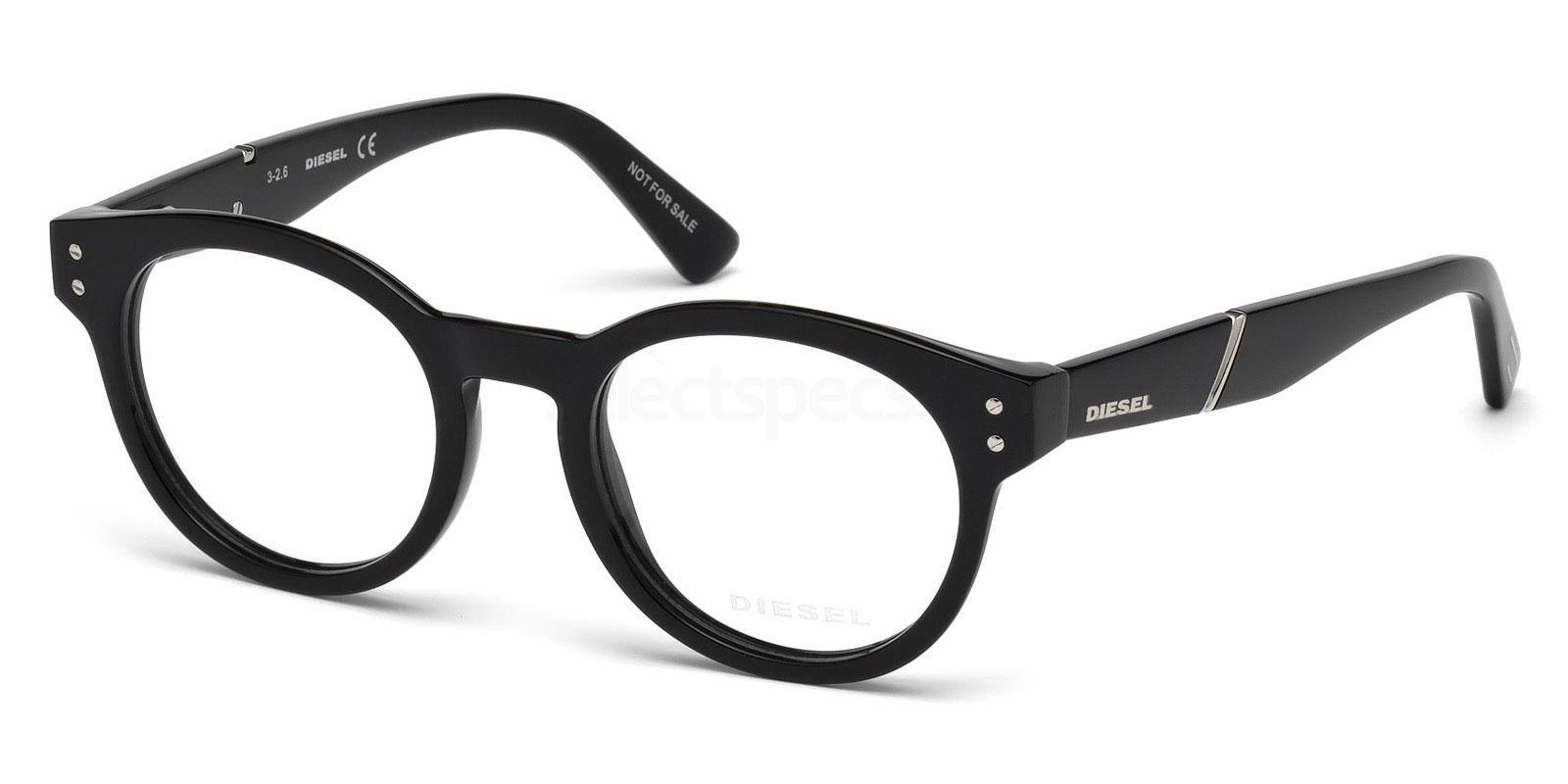 001 DL5231 Glasses, Diesel
