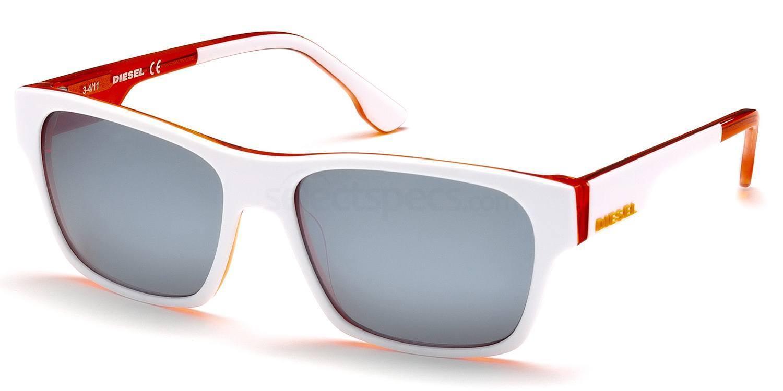 24C DL0012 Sunglasses, Diesel