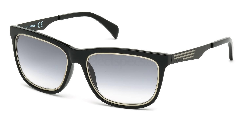 01B DL0165 Sunglasses, Diesel