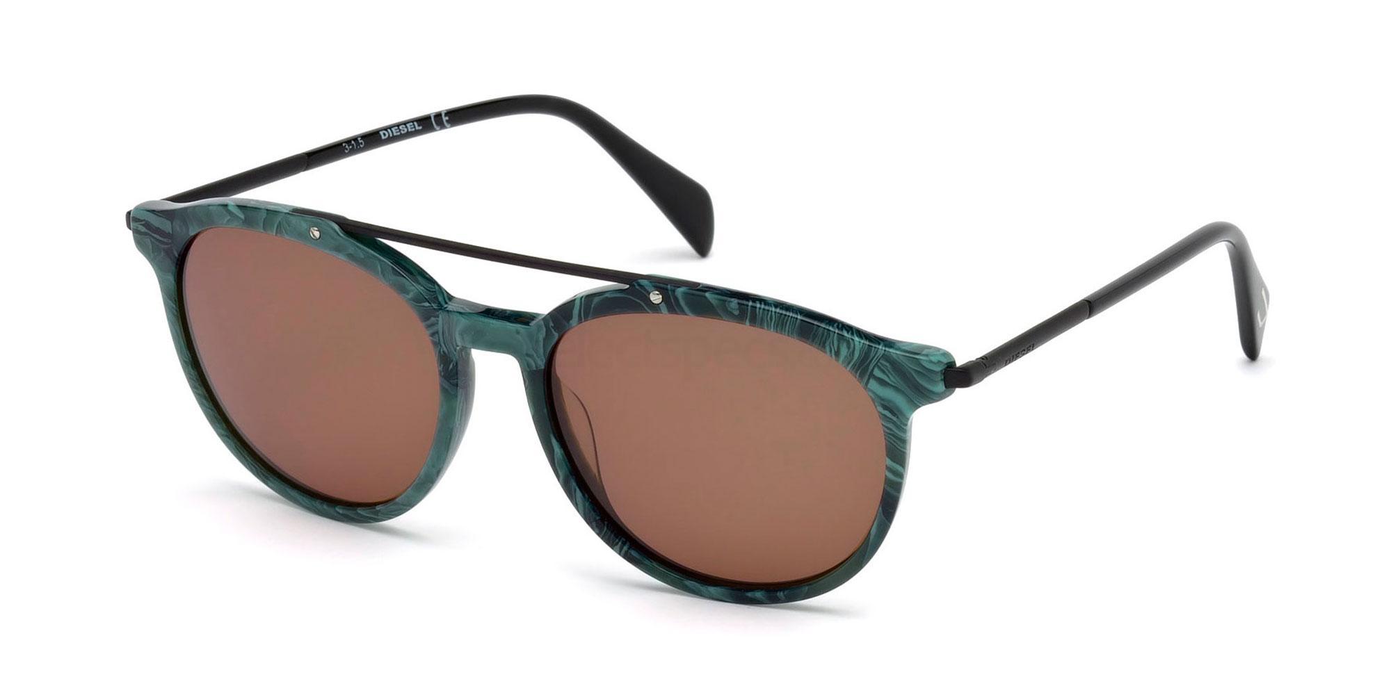 98J DL0188 Sunglasses, Diesel