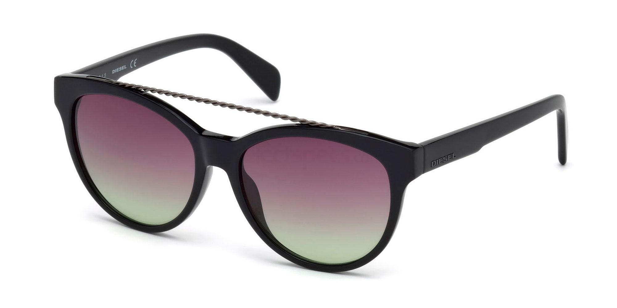 01T DL0189 Sunglasses, Diesel