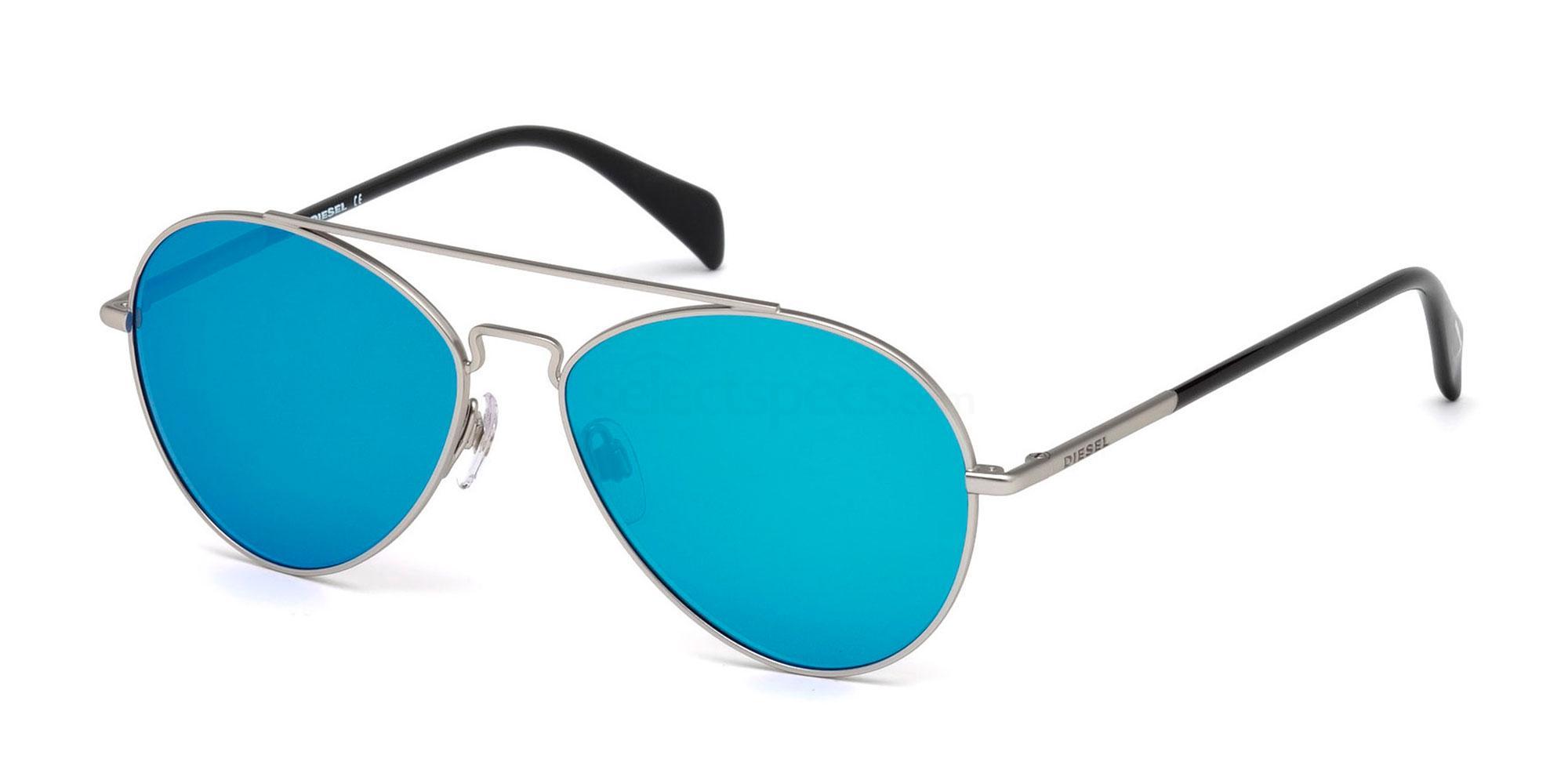 17X DL0193 Sunglasses, Diesel