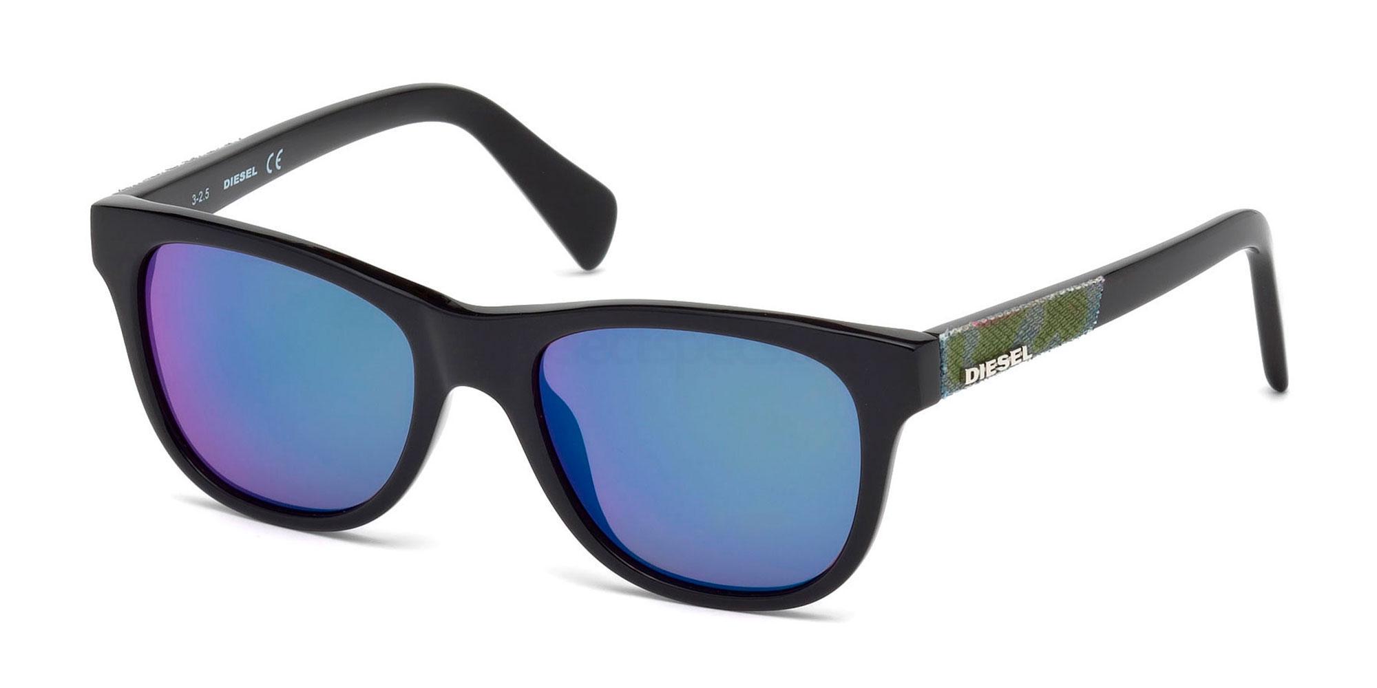 01Q DL0200 Sunglasses, Diesel