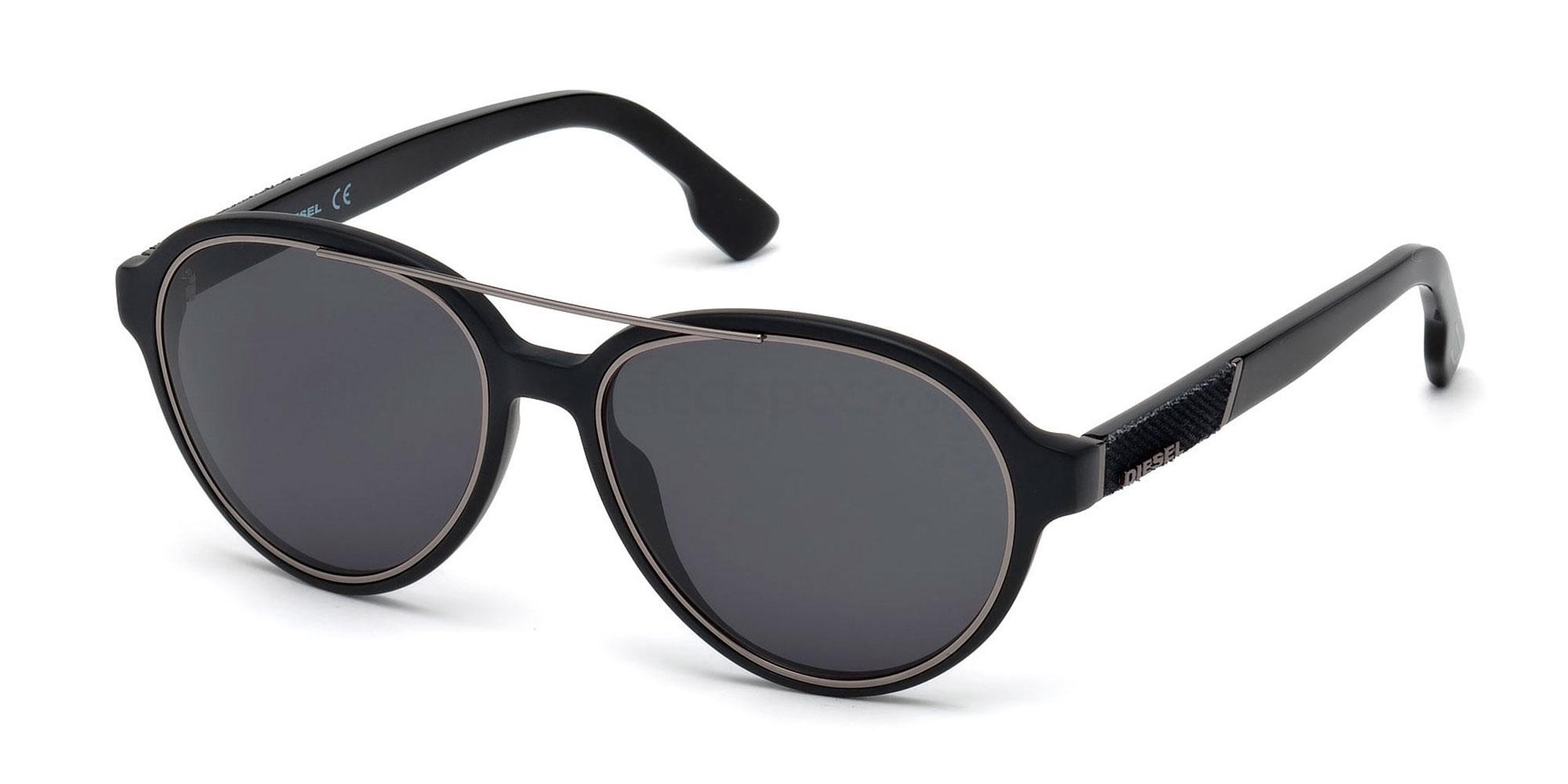 02A DL0214 Sunglasses, Diesel