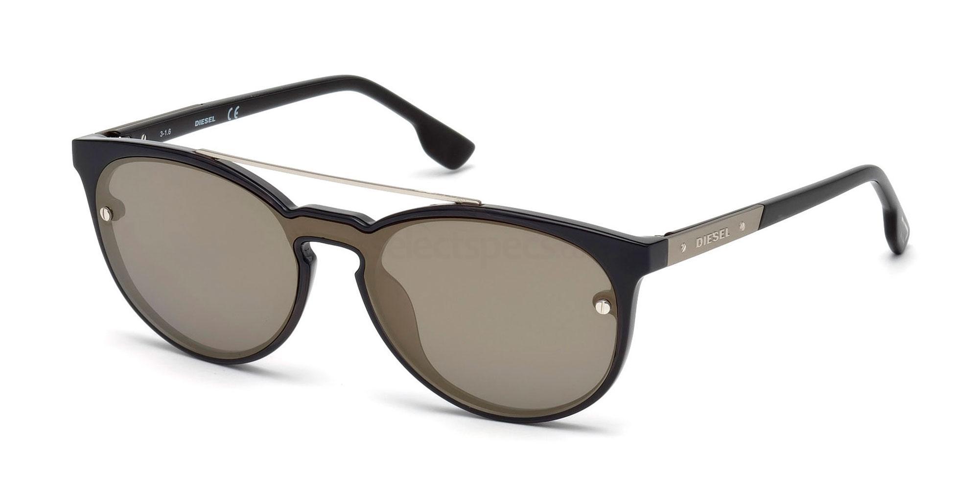 20C DL0216 Sunglasses, Diesel