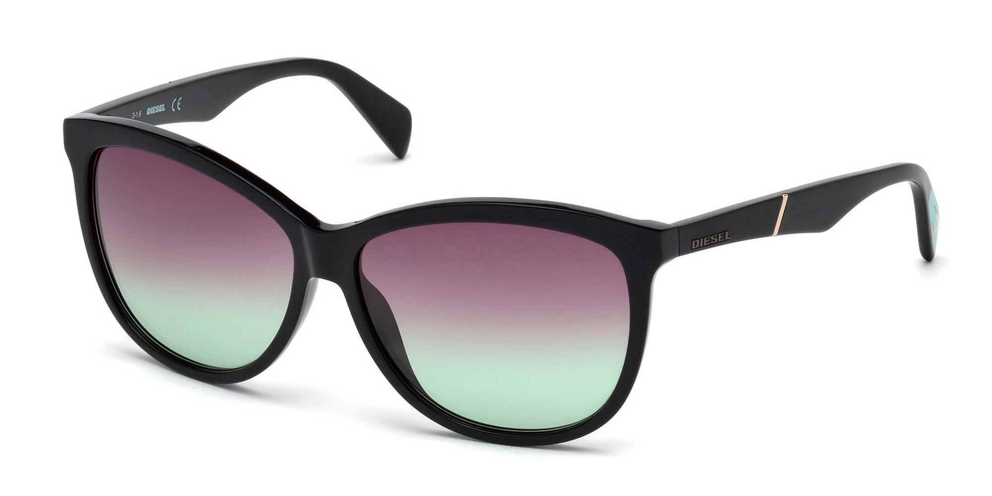 01T DL0221 Sunglasses, Diesel