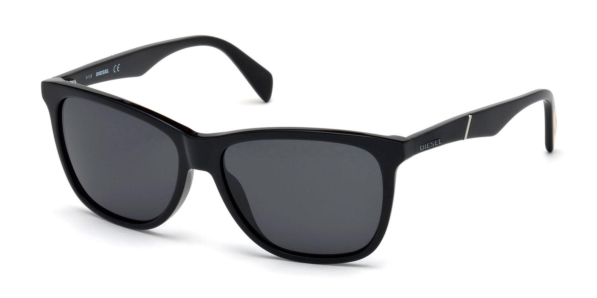 01A DL0222 Sunglasses, Diesel
