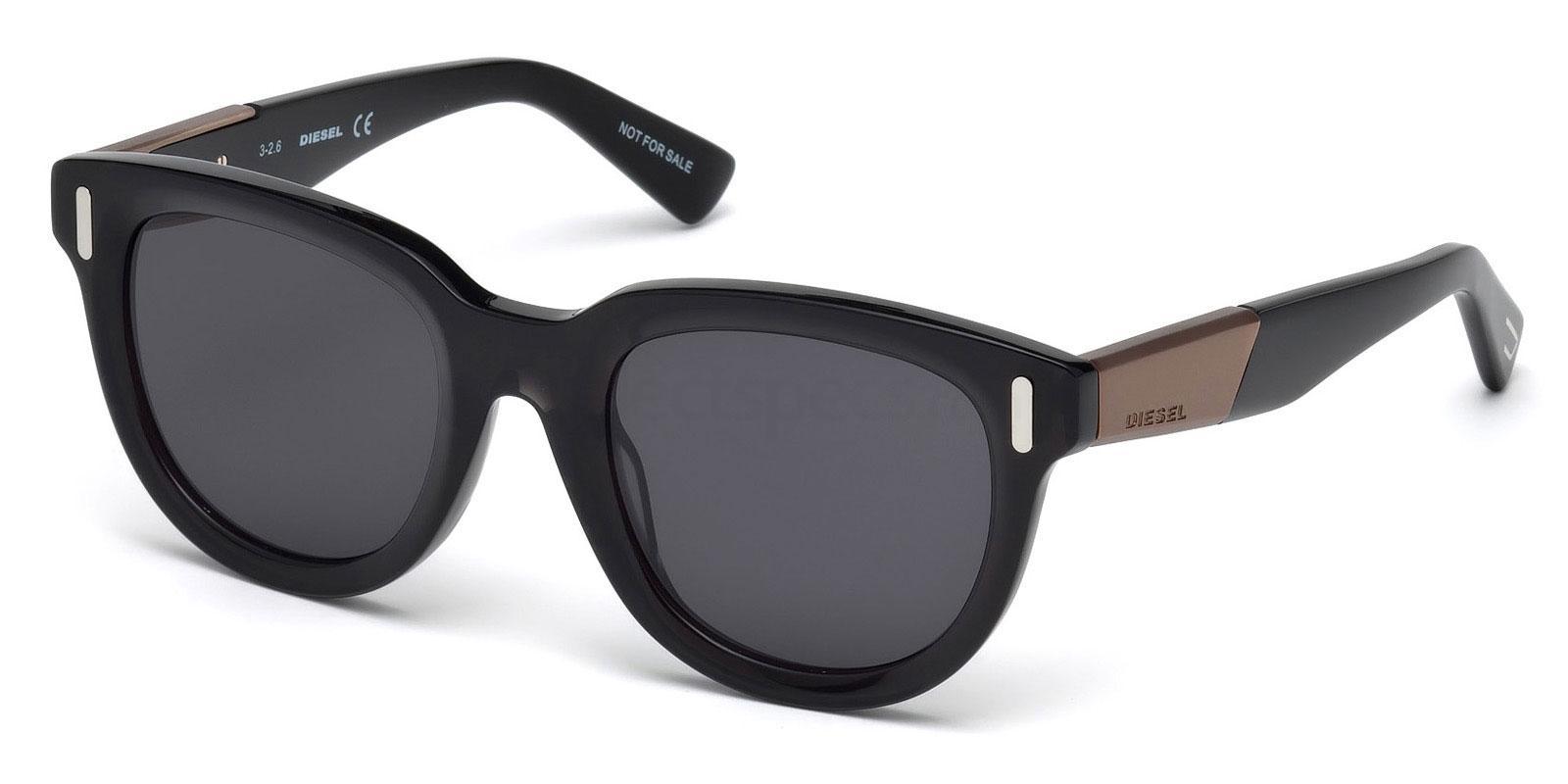 01A DL0228 Sunglasses, Diesel