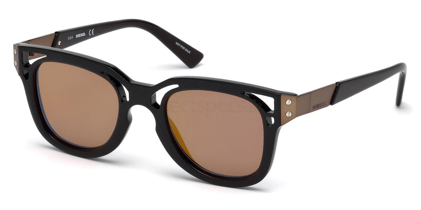 01X DL0232 Sunglasses, Diesel