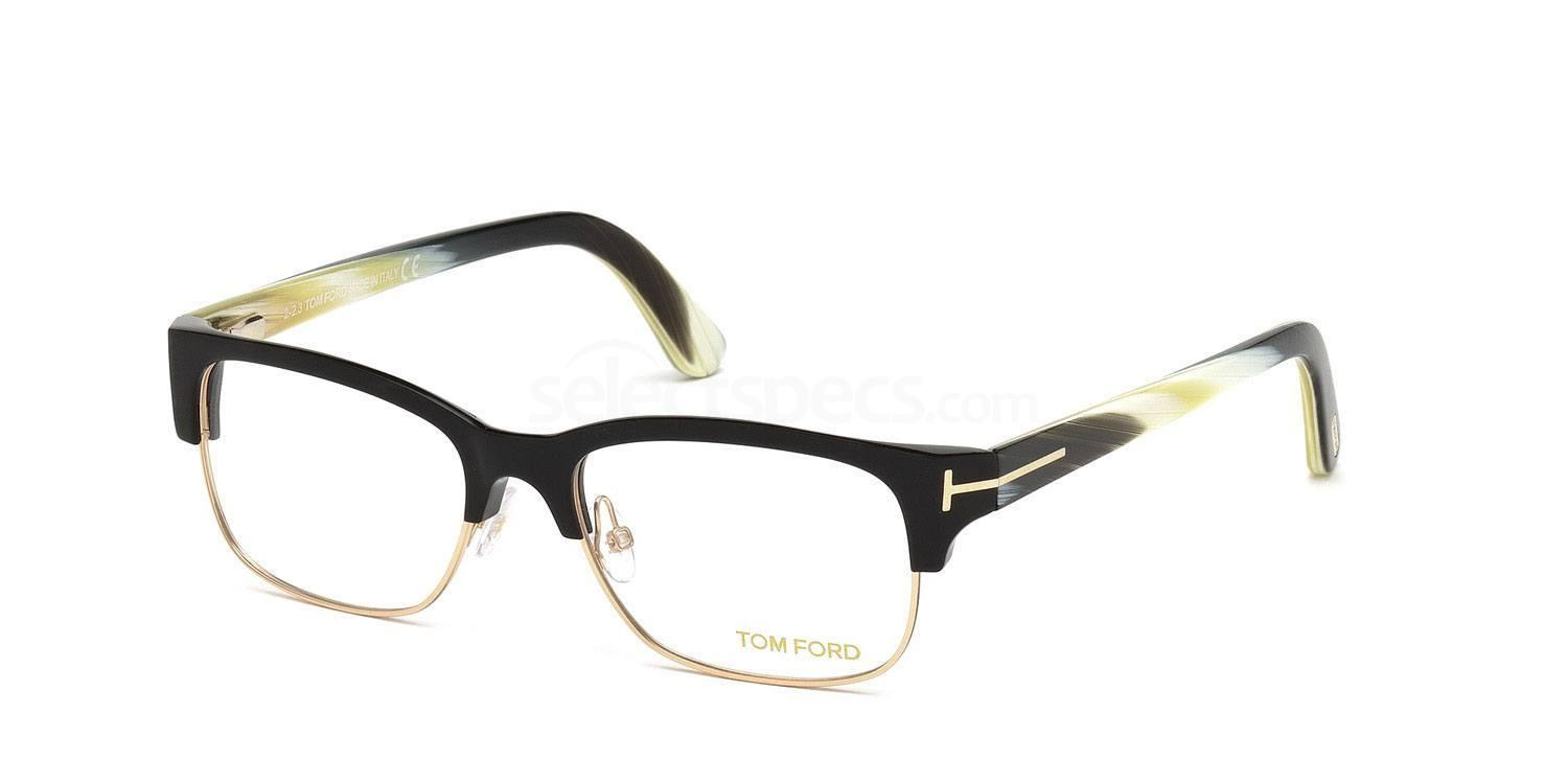 001 FT5307 Glasses, Tom Ford