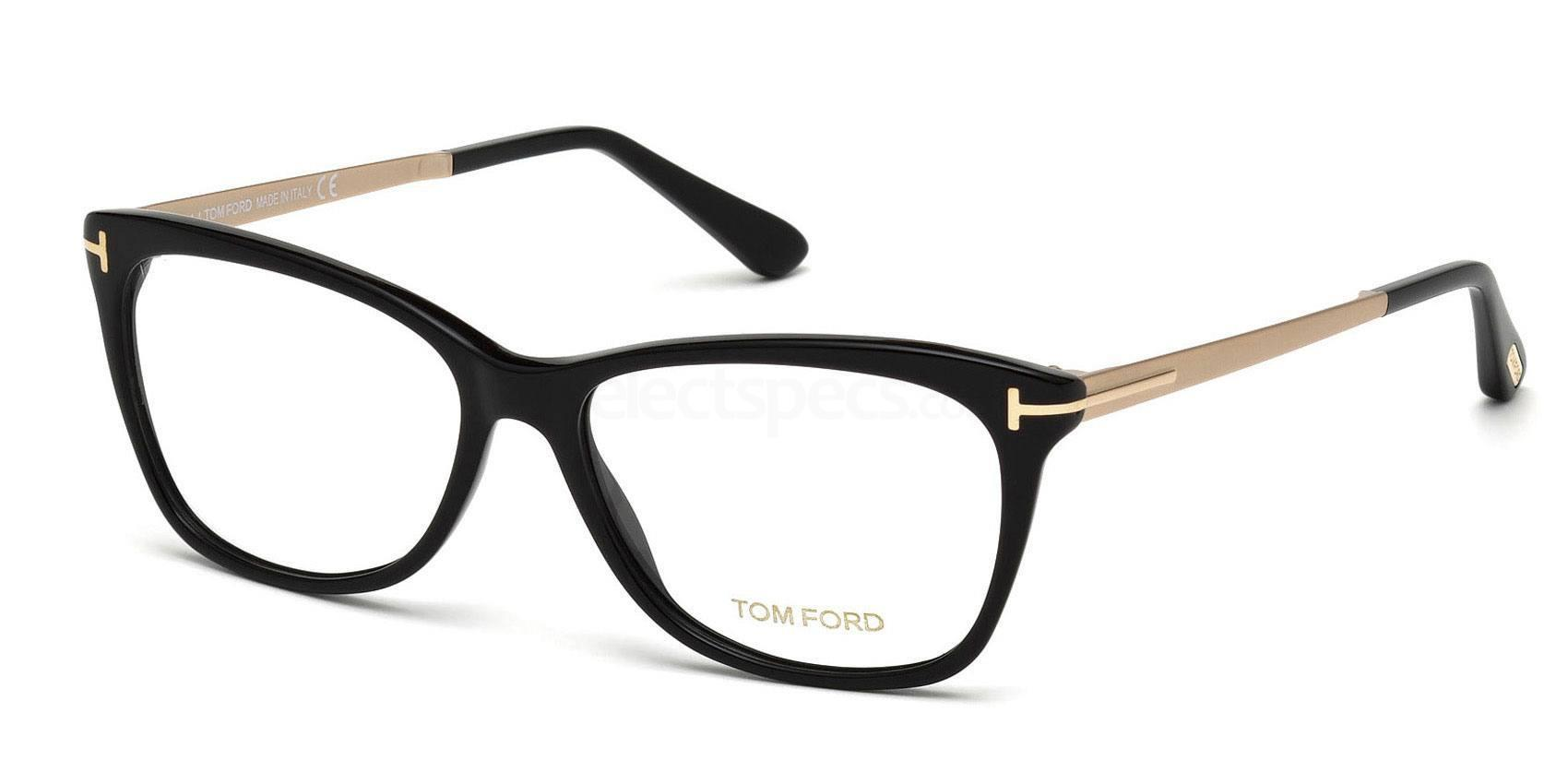 001 FT5353 Glasses, Tom Ford