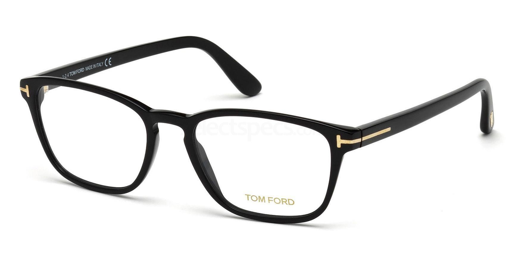 001 FT5355 Glasses, Tom Ford