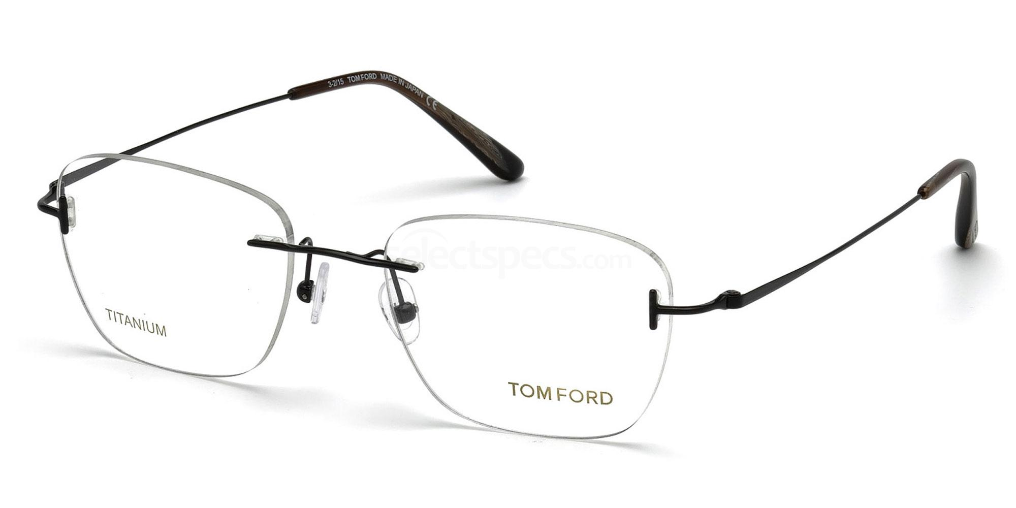 001 FT5395  Glasses, Tom Ford