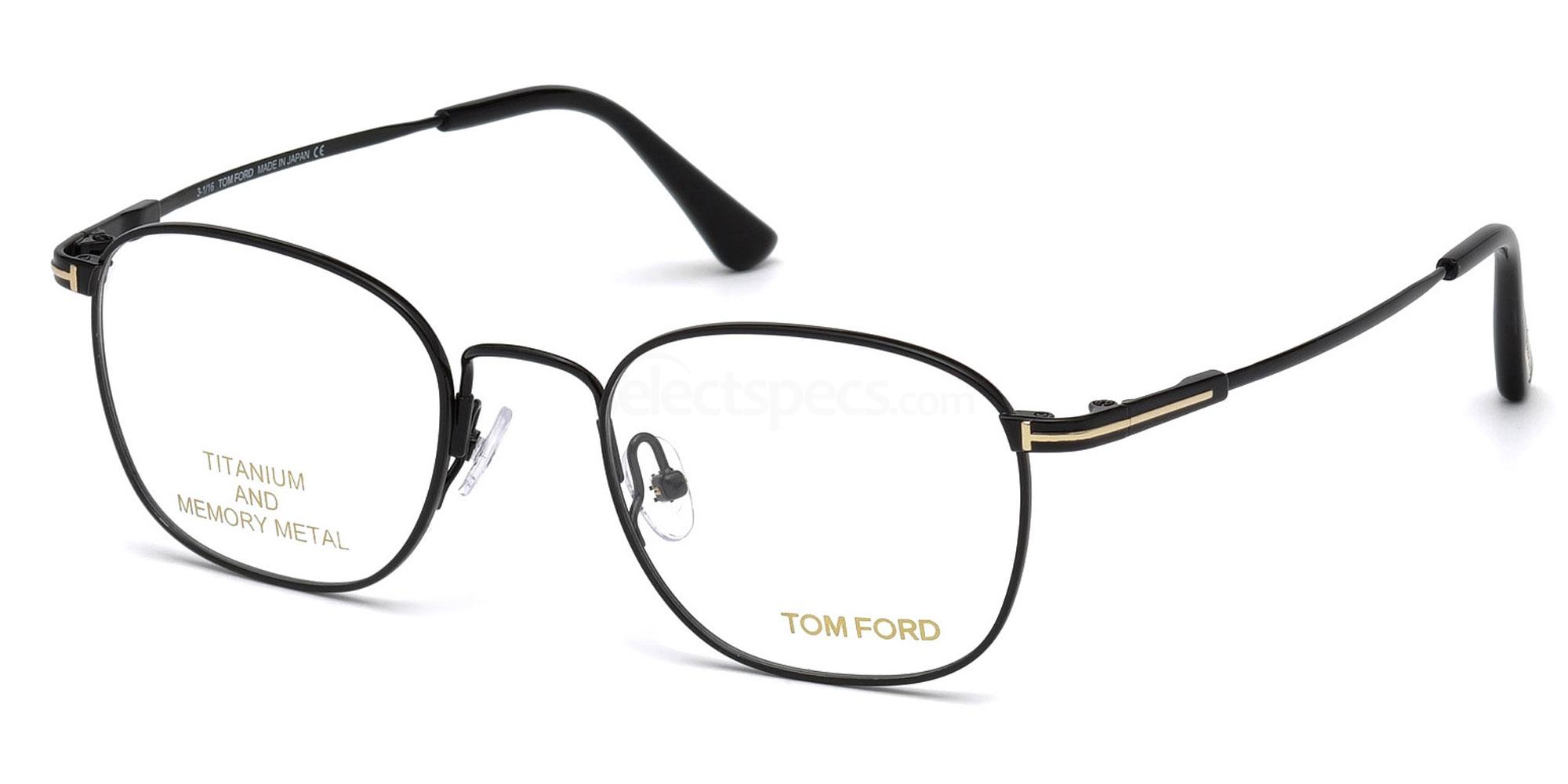 001 FT5417 Glasses, Tom Ford