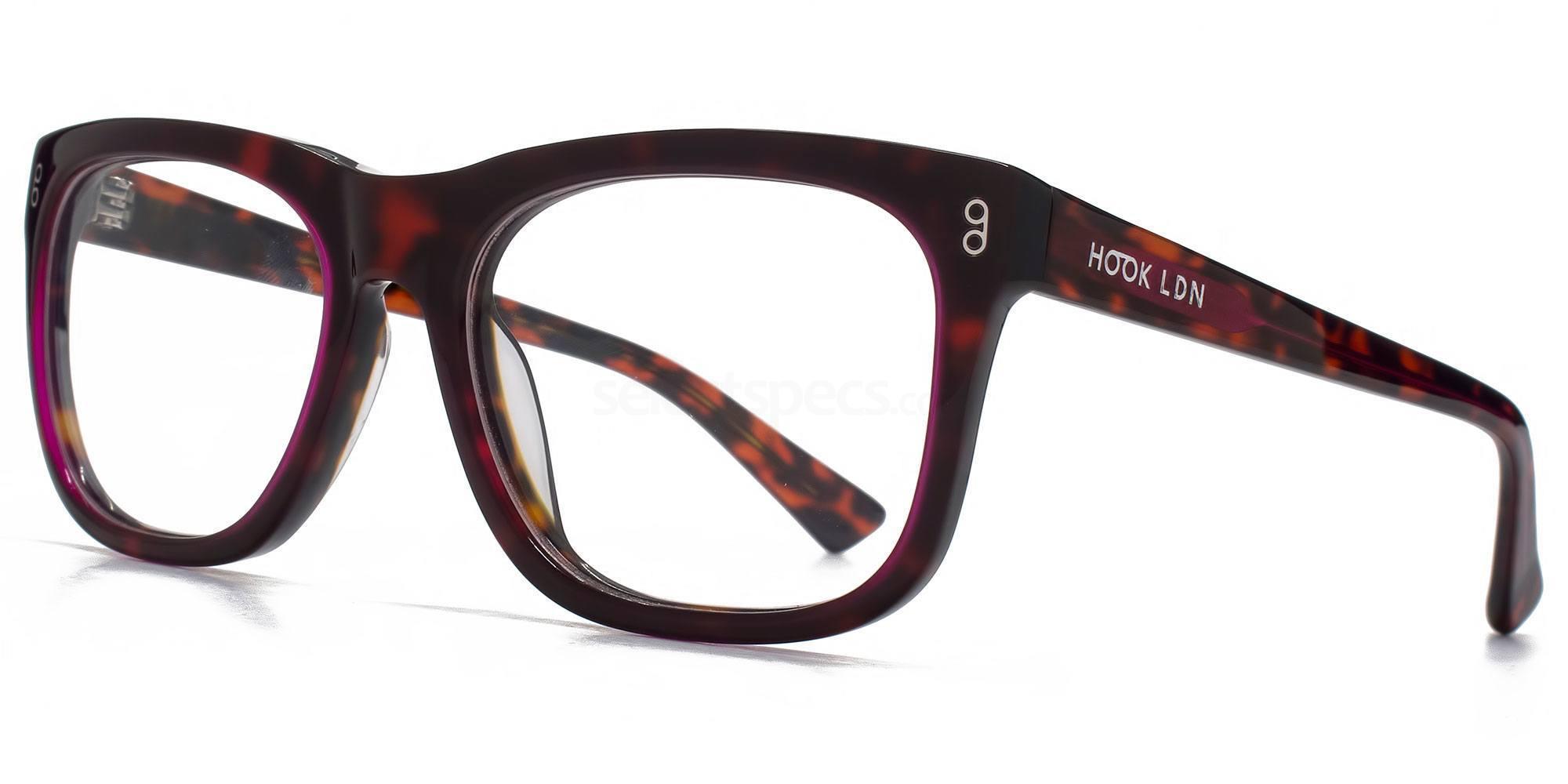 TOR HKS007 - BRIDGEMAN Glasses, Hook LDN