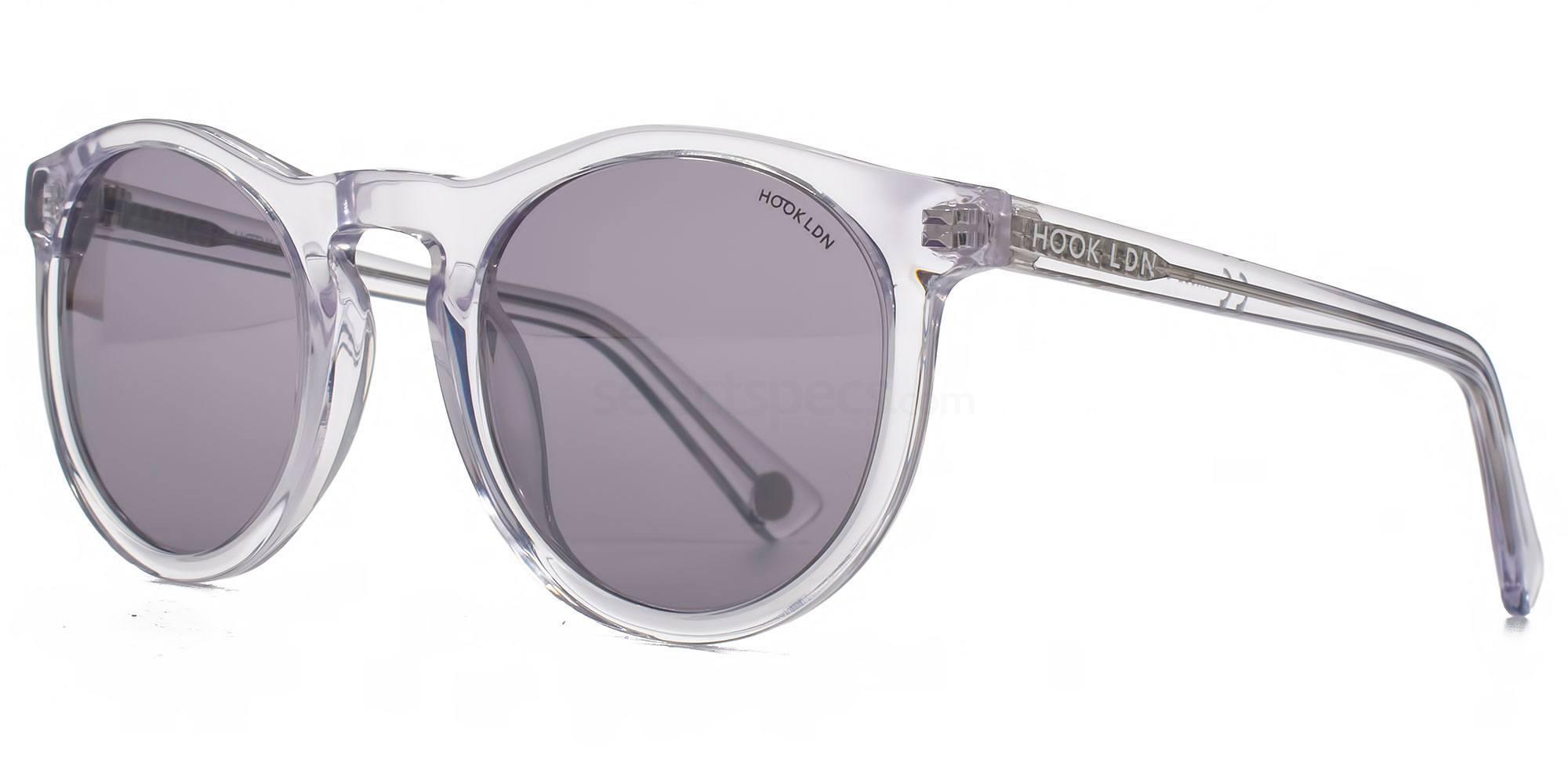 CLR HK002 - PARK LIFE Sunglasses, Hook LDN