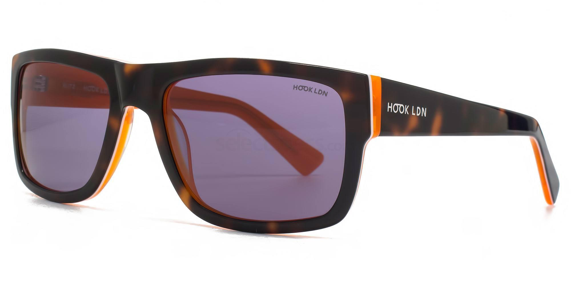 ORG HK003 - BLITZ Sunglasses, Hook LDN