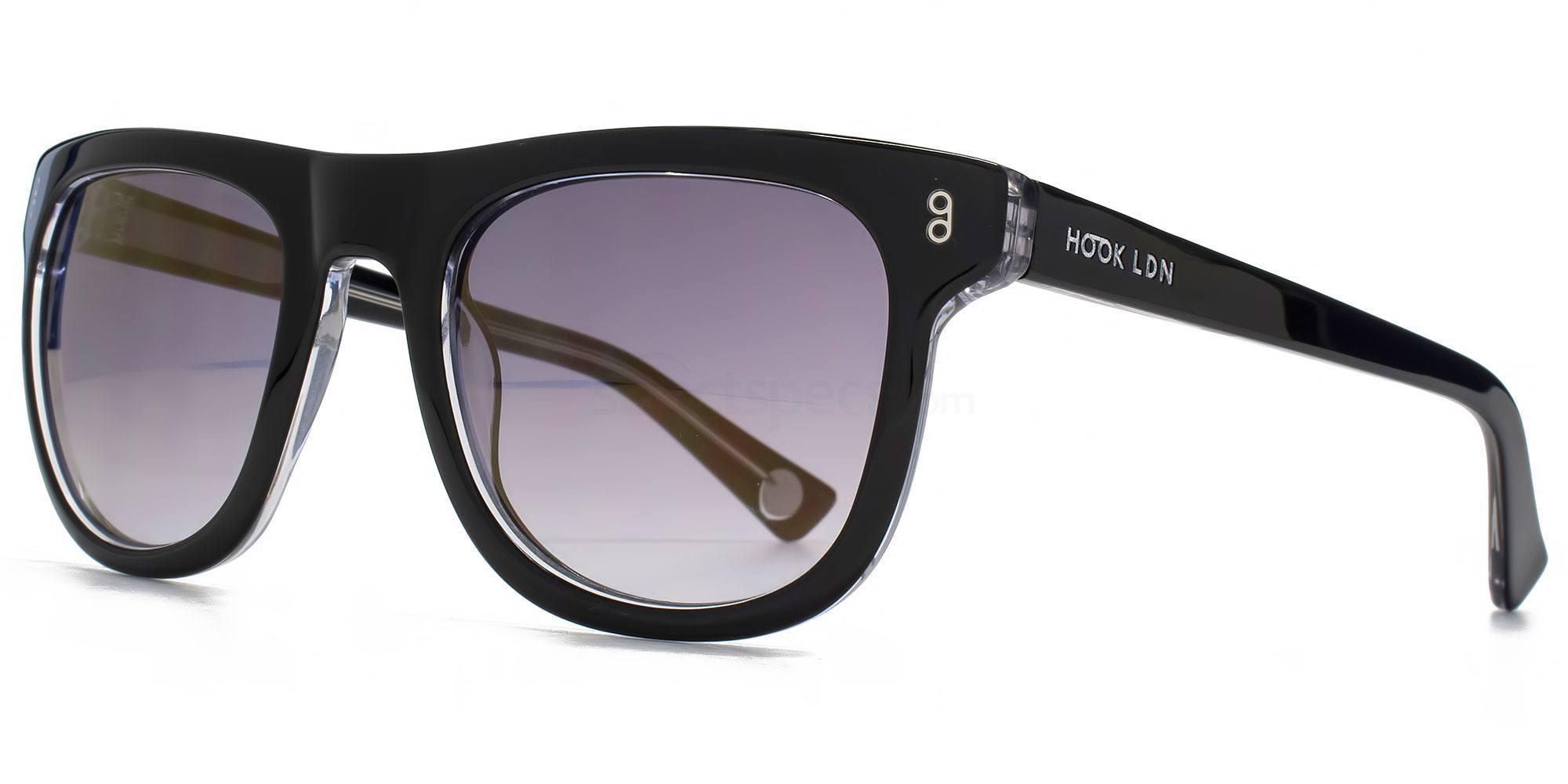 BLK HK006 - LATITUDE Sunglasses, Hook LDN
