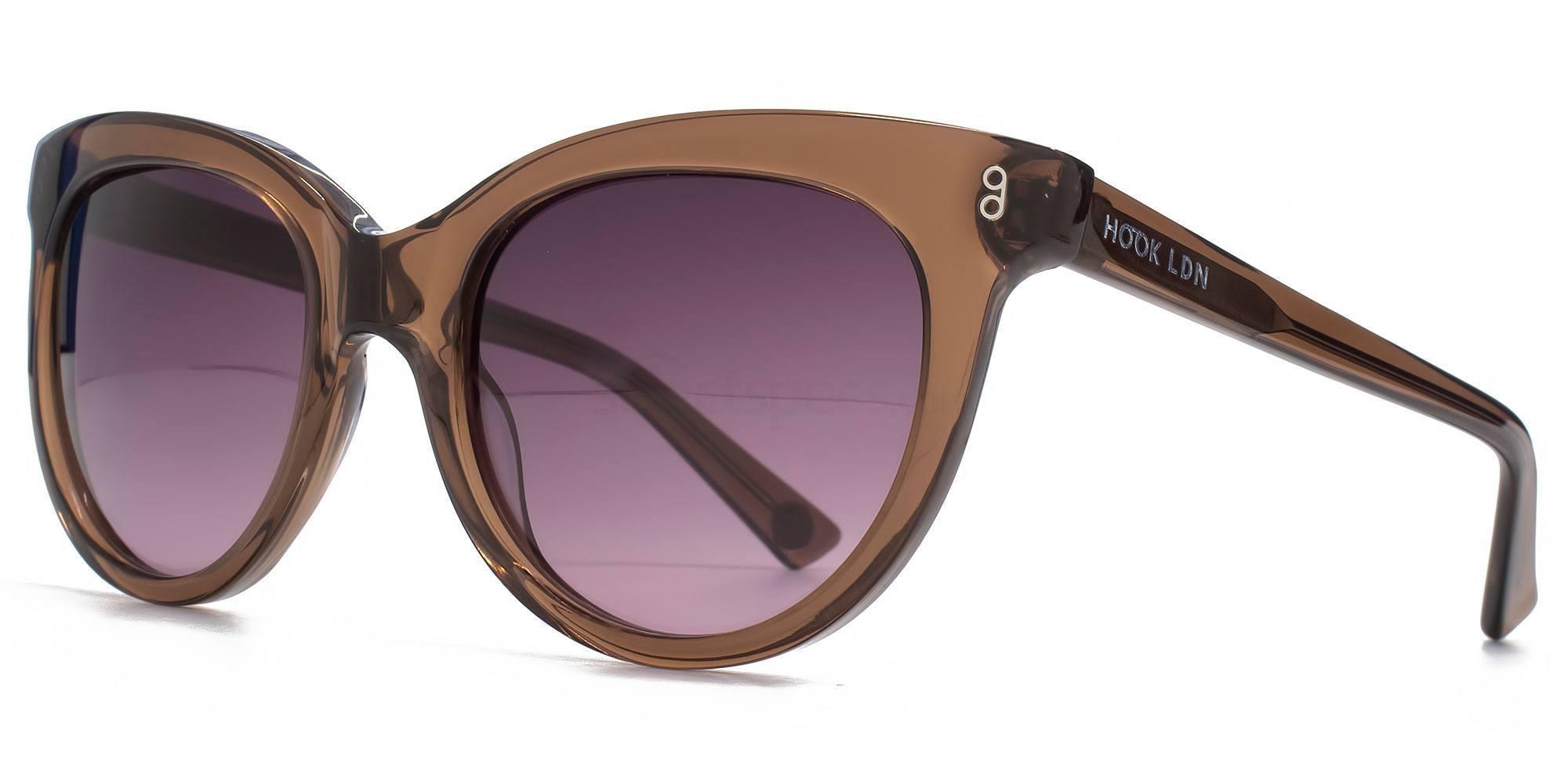 BRN HK007 - WANDER Sunglasses, Hook LDN
