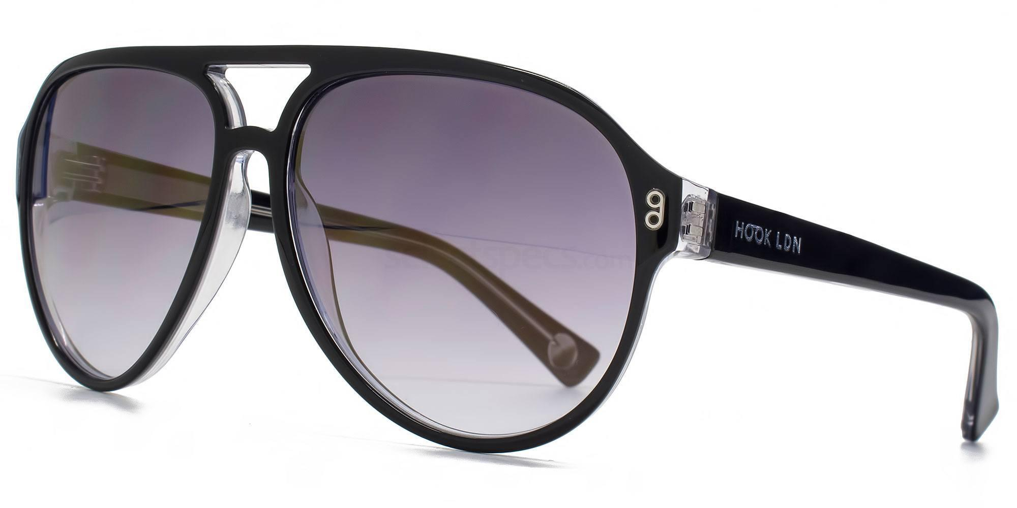 BLK HK008 - JUKE Sunglasses, Hook LDN