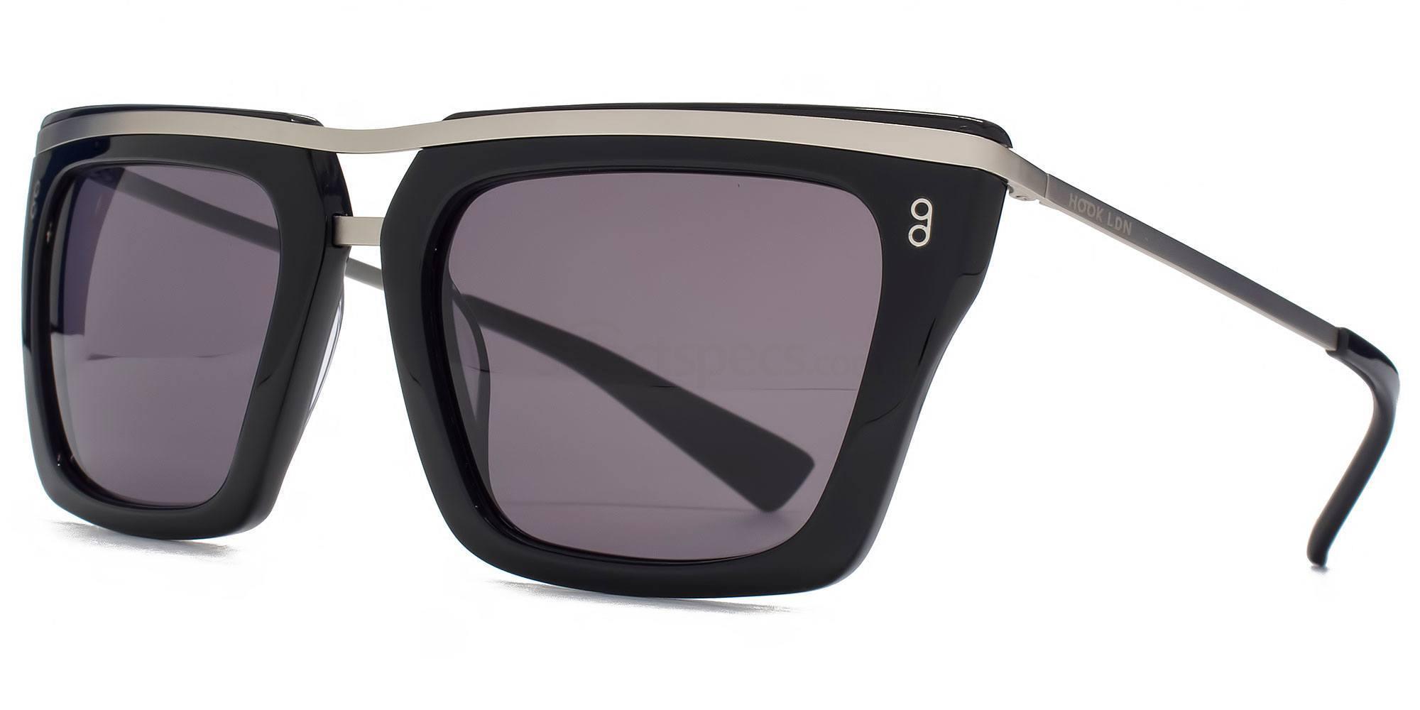 BLK HK011 - CHAMBERS Sunglasses, Hook LDN