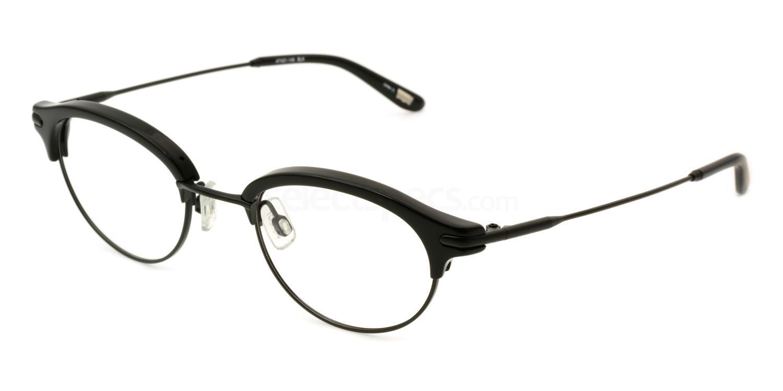 01 BLK LS131 Glasses, Levi's Eyewear