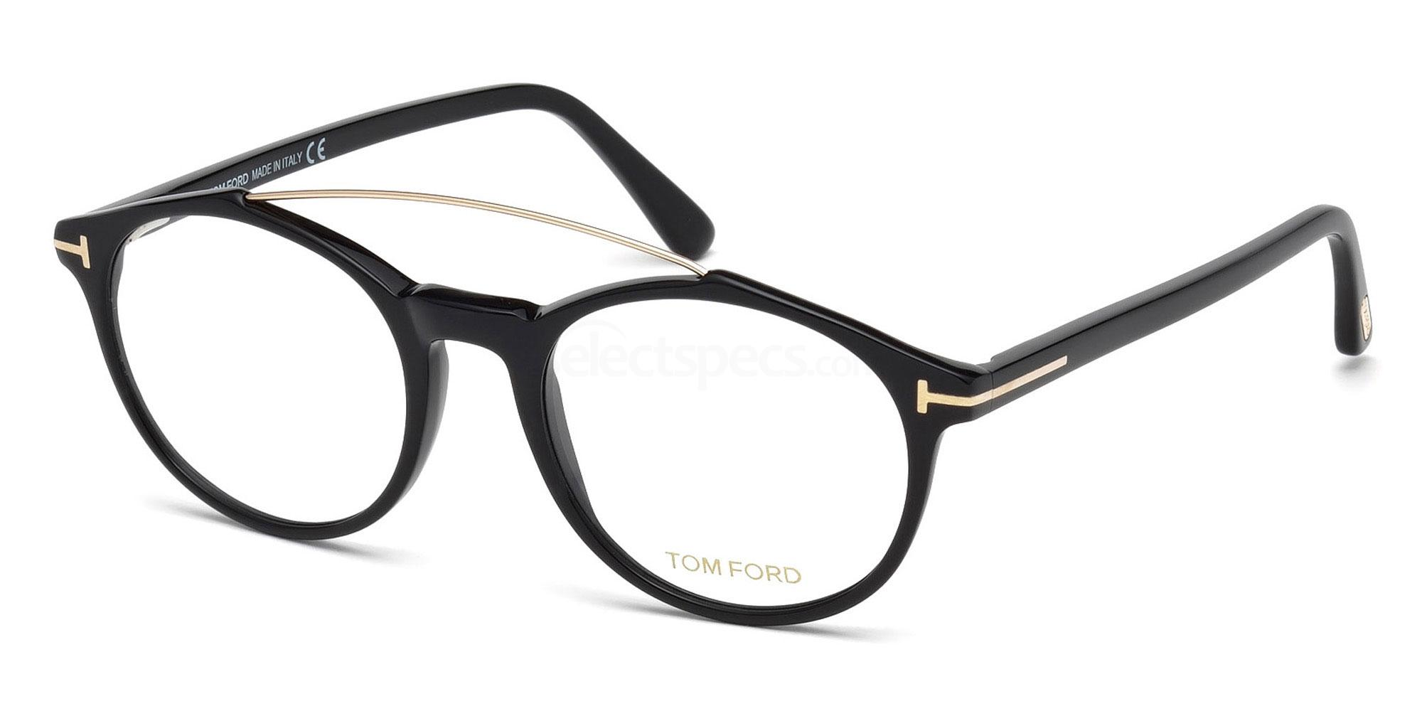 001 FT5455 Glasses, Tom Ford
