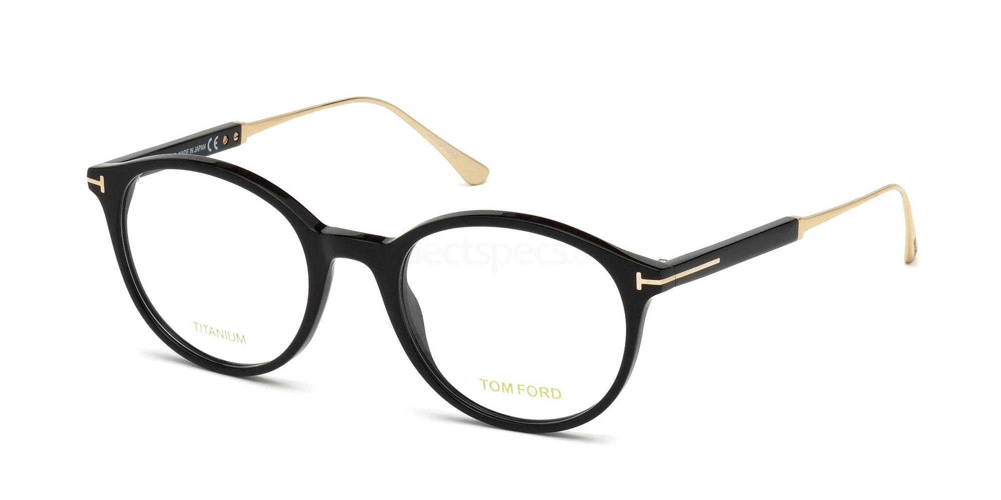 001 FT5485 Glasses, Tom Ford