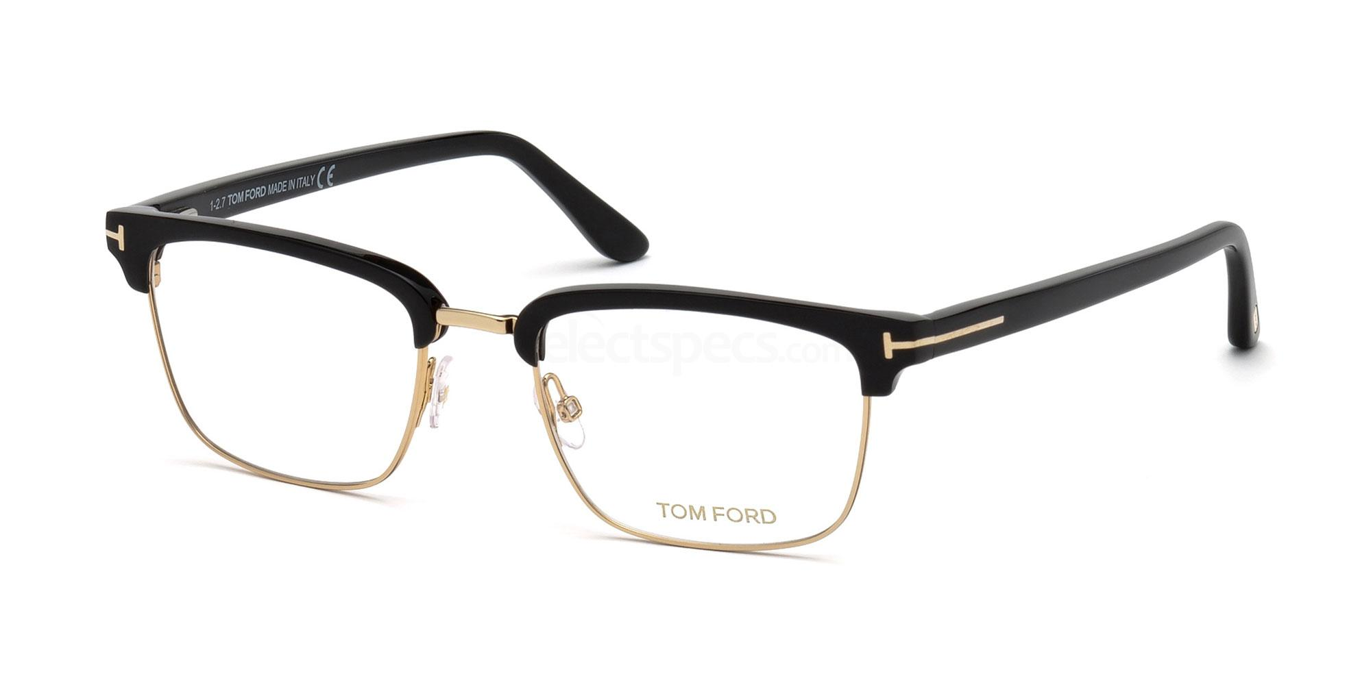 001 FT5504 Glasses, Tom Ford