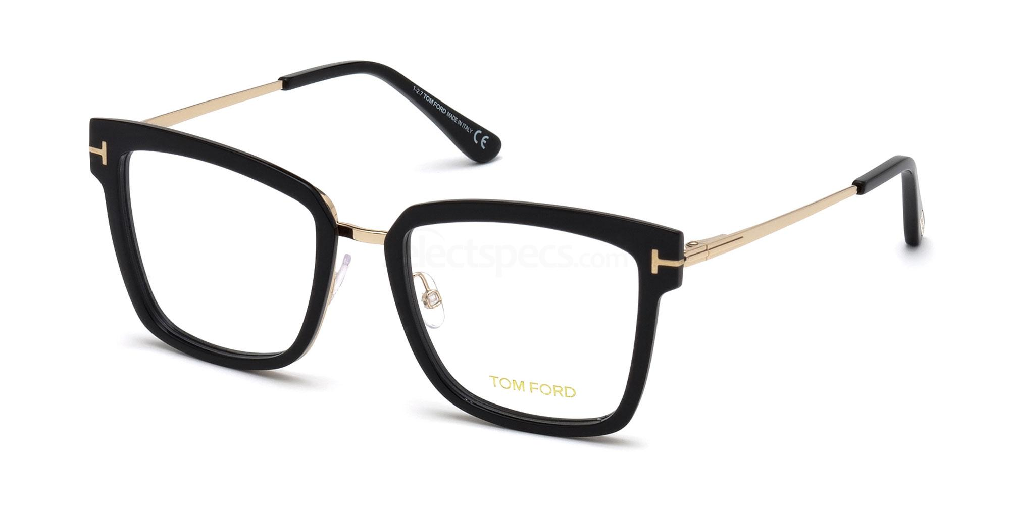 001 FT5507 Glasses, Tom Ford