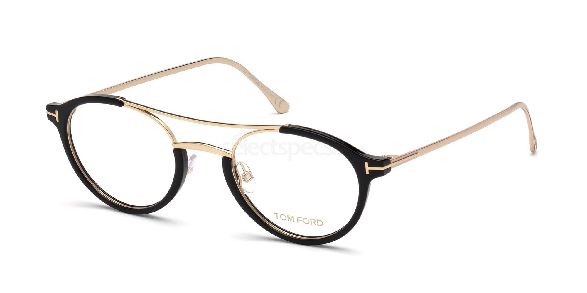 001 FT5515 Glasses, Tom Ford