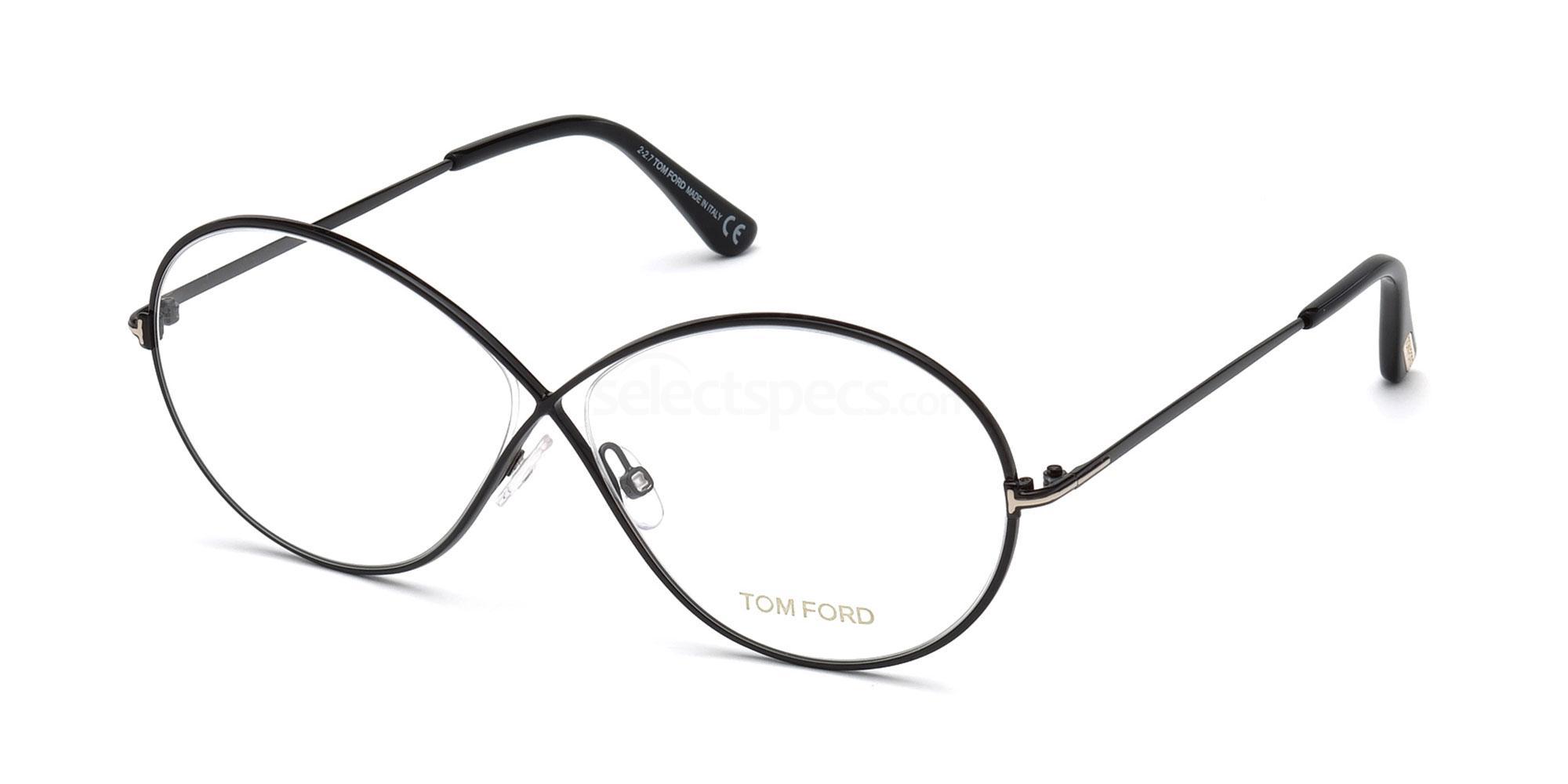 Tom Ford prescription glasses infinity style frame