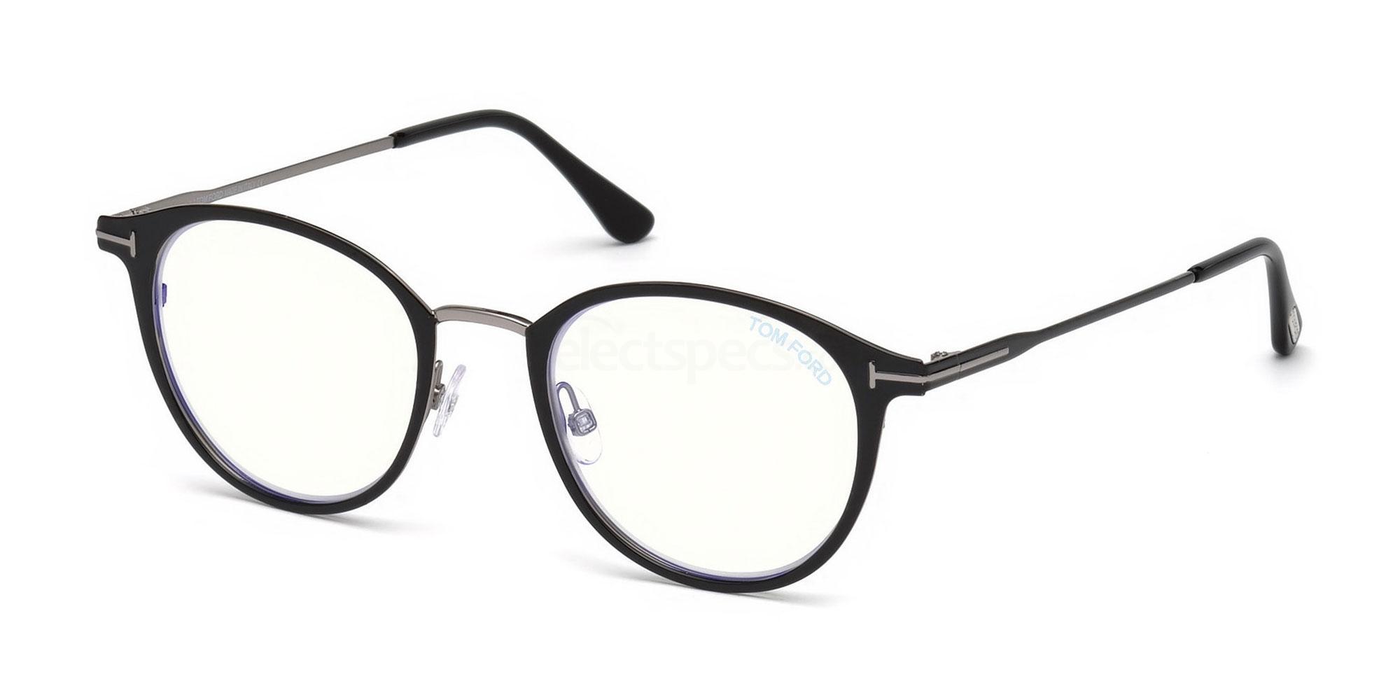 001 FT5528-B Glasses, Tom Ford