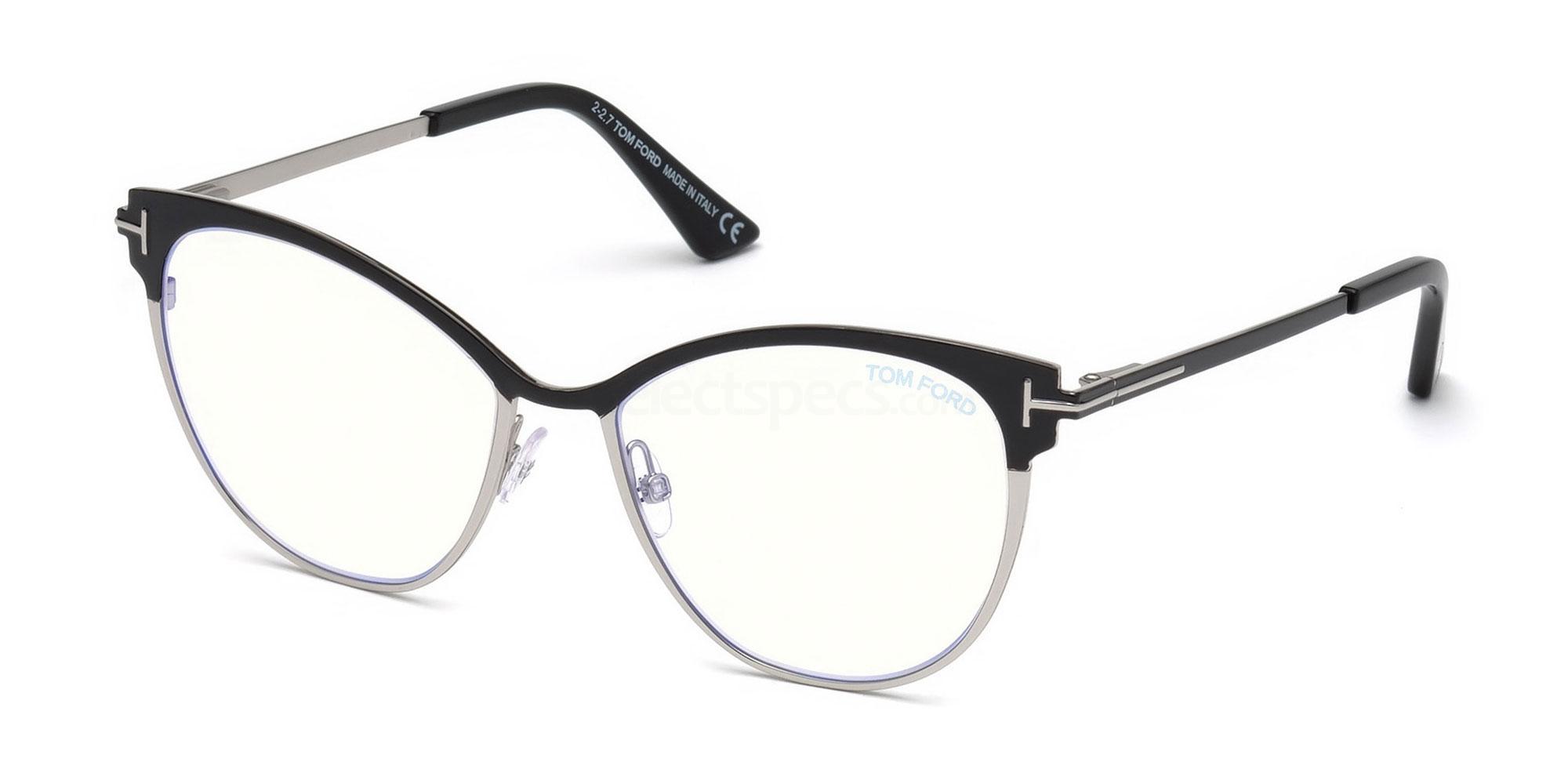 005 FT5530-B Glasses, Tom Ford