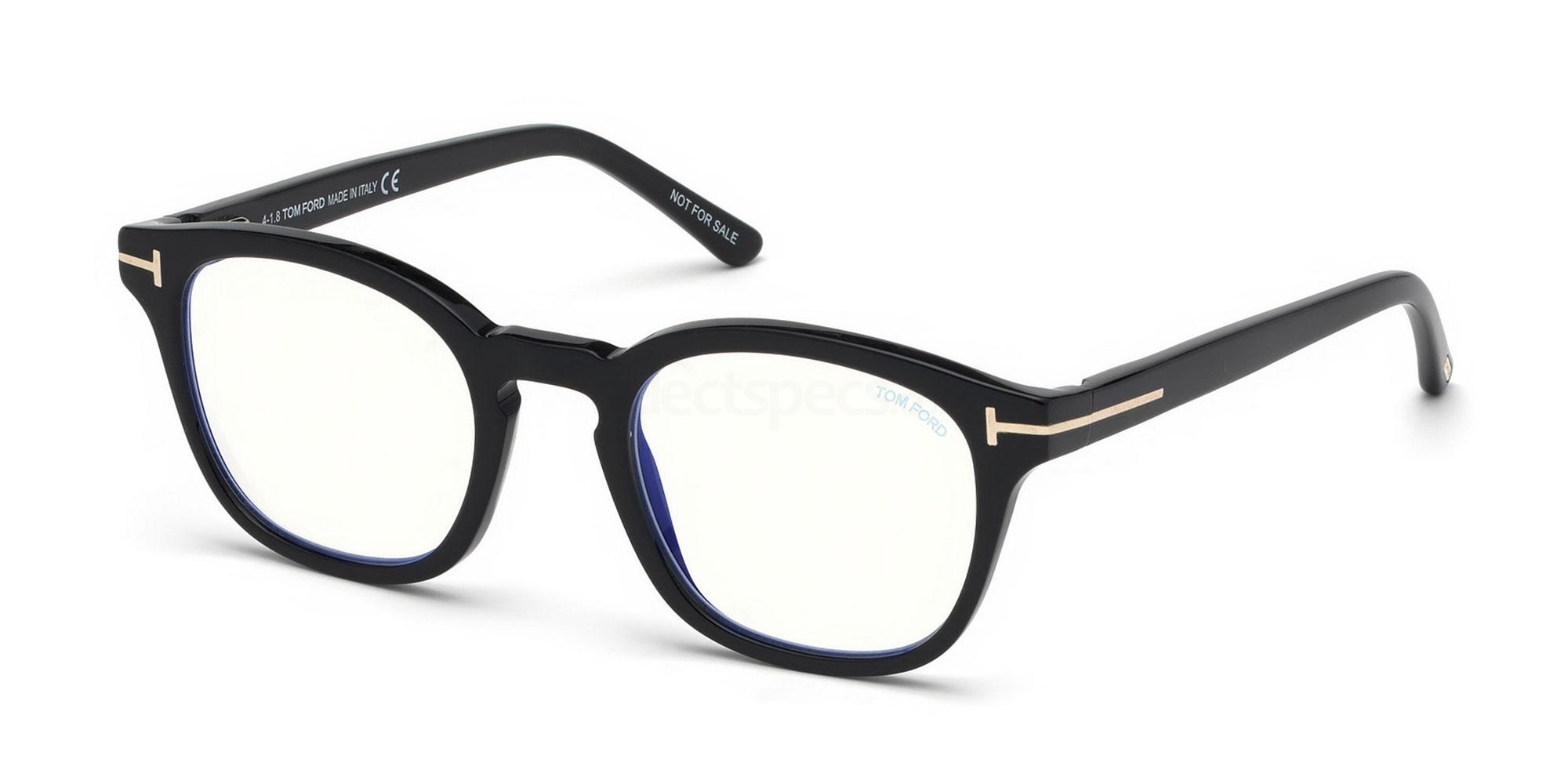 01V FT5532-B Glasses, Tom Ford