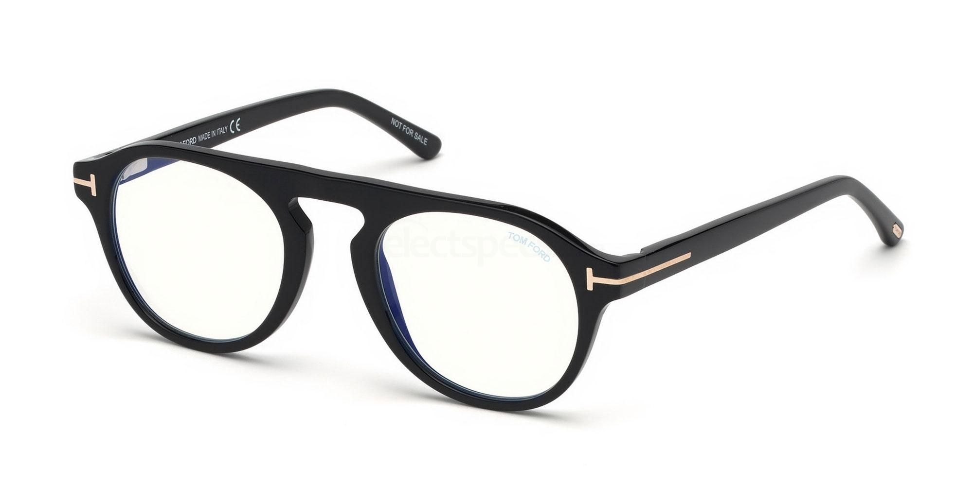 01V FT5533-B Glasses, Tom Ford