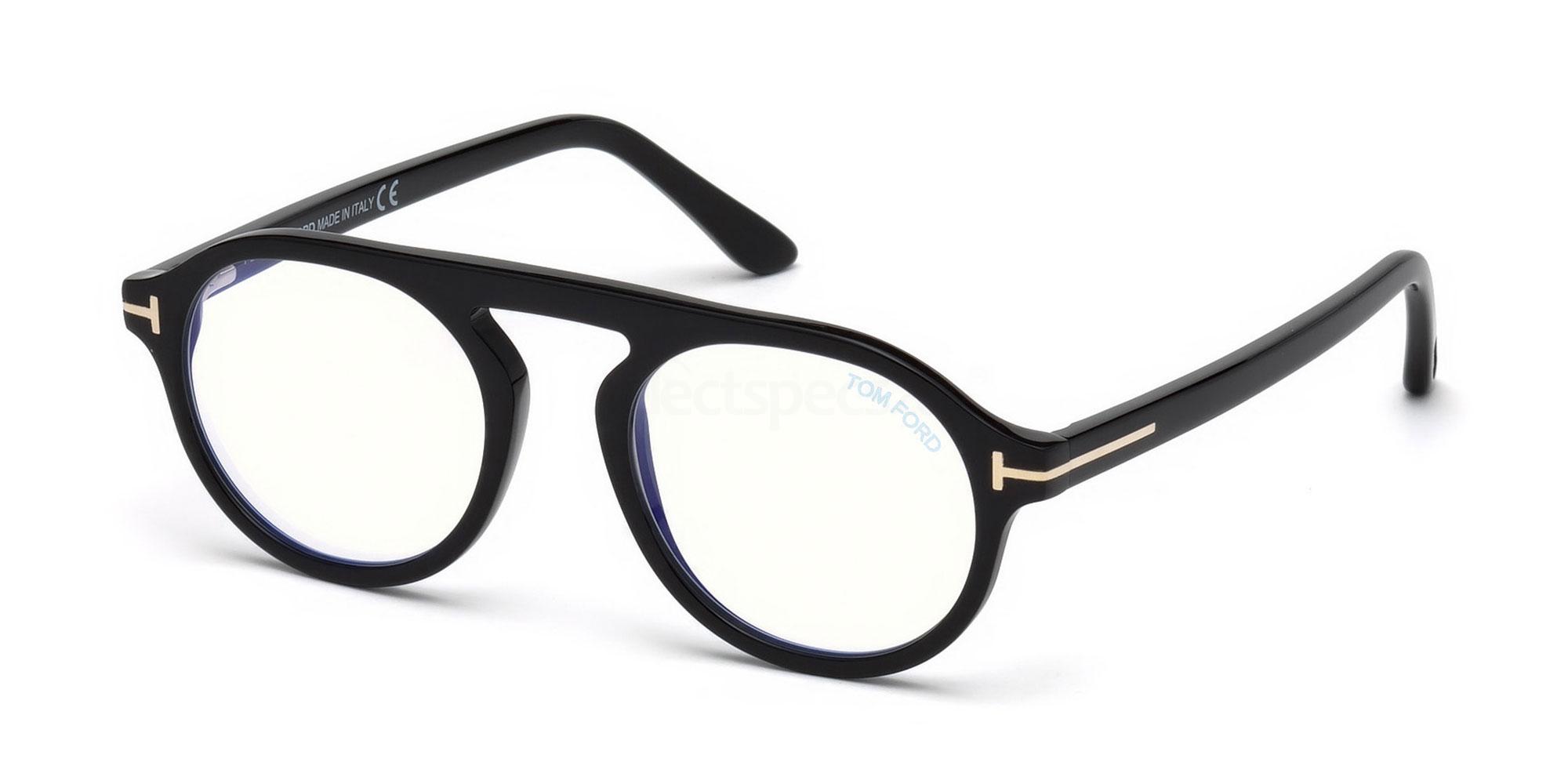 001 FT5534-B Glasses, Tom Ford