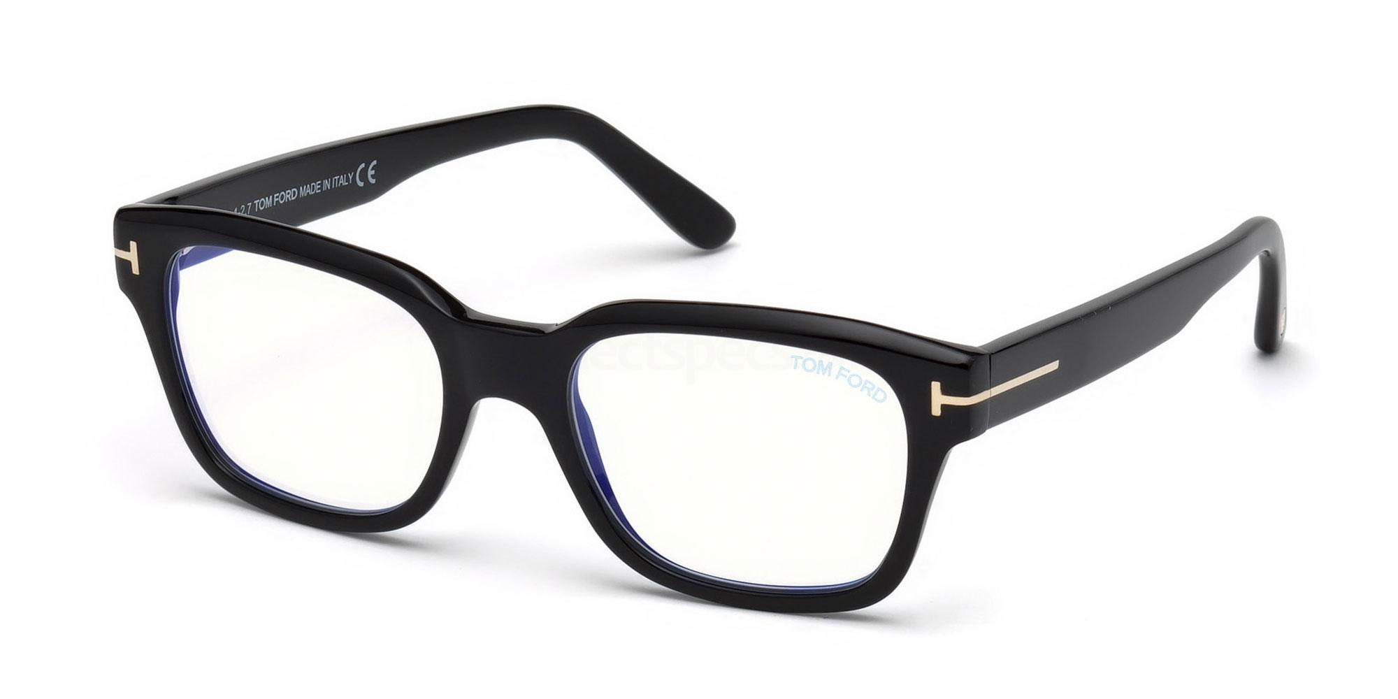 001 FT5535-B Glasses, Tom Ford
