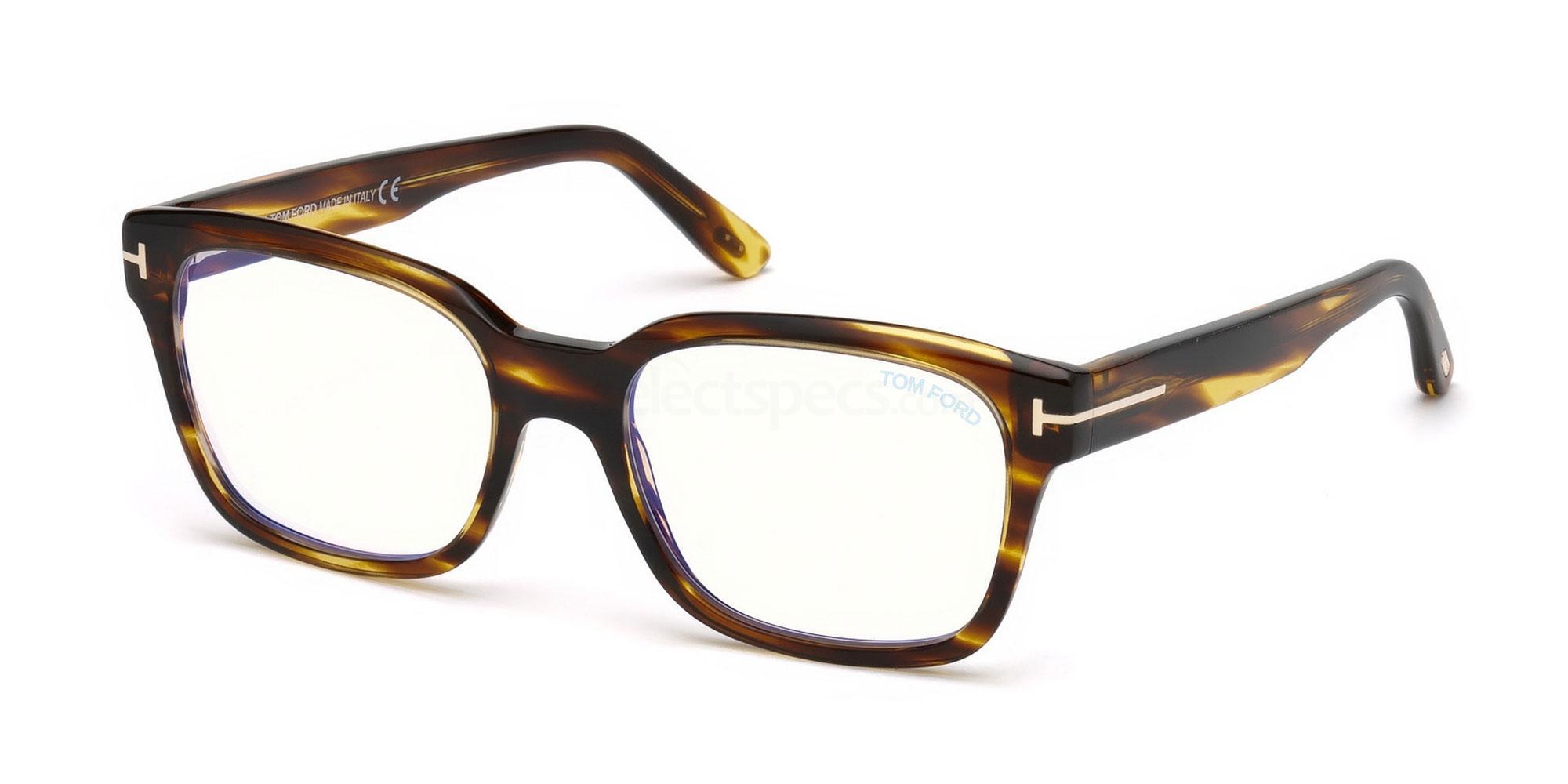 048 FT5535-B Glasses, Tom Ford