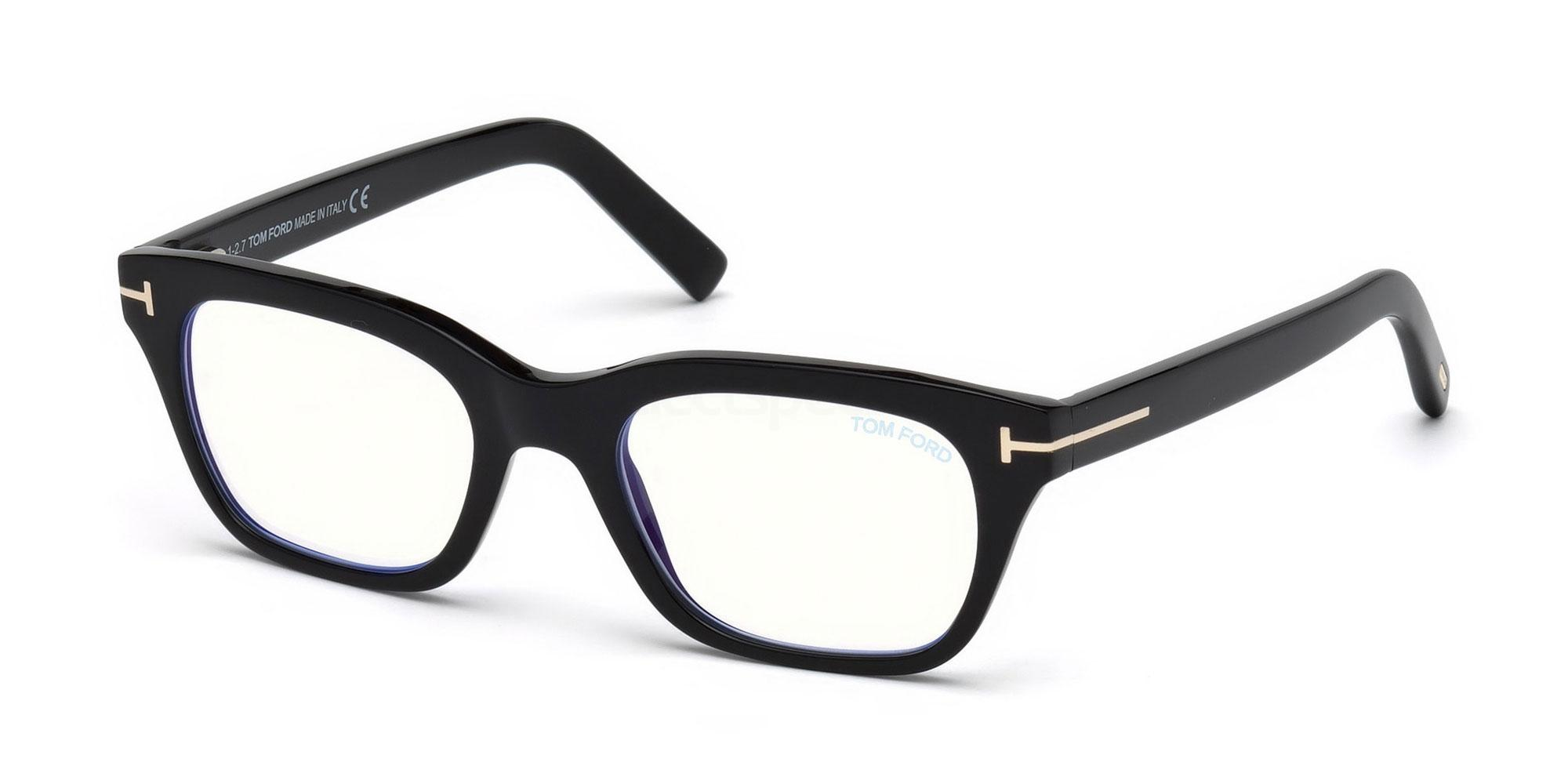 001 FT5536-B Glasses, Tom Ford