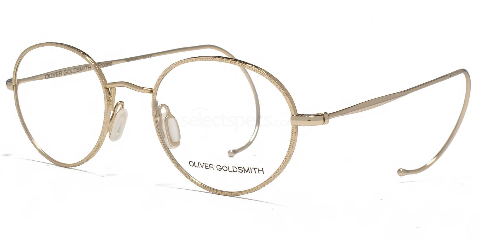 01 OLI001 - CHARLIE Glasses, Oliver Goldsmith