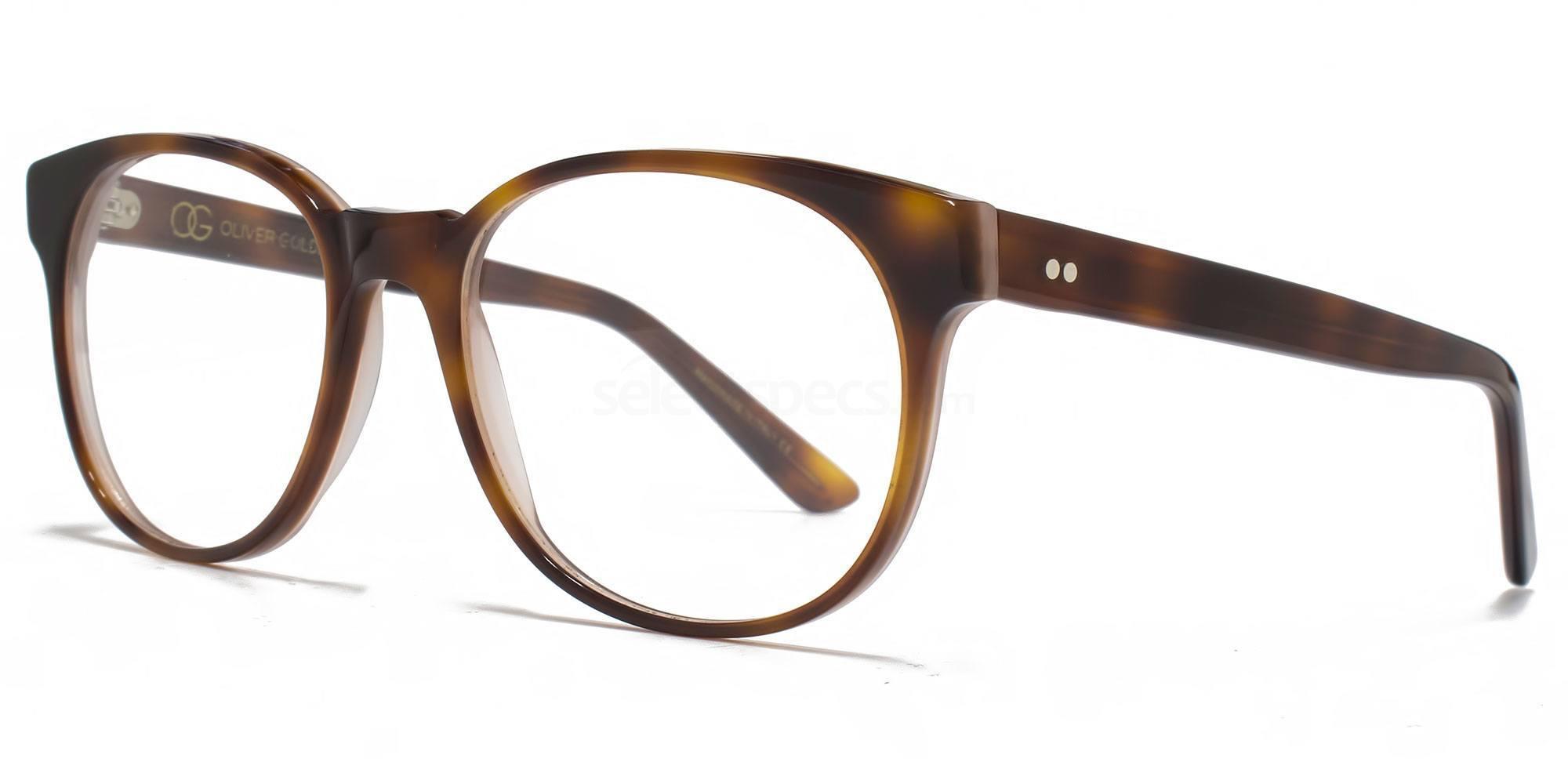 01 OLI013 - AJAX Glasses, Oliver Goldsmith