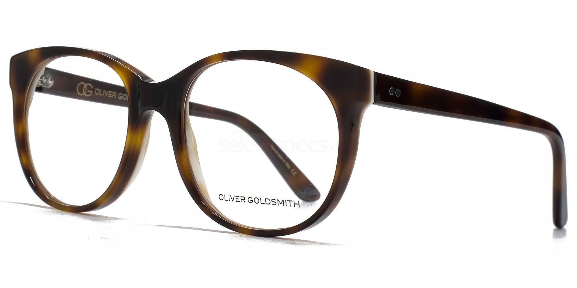 01 OLI014 - HELLY Glasses, Oliver Goldsmith