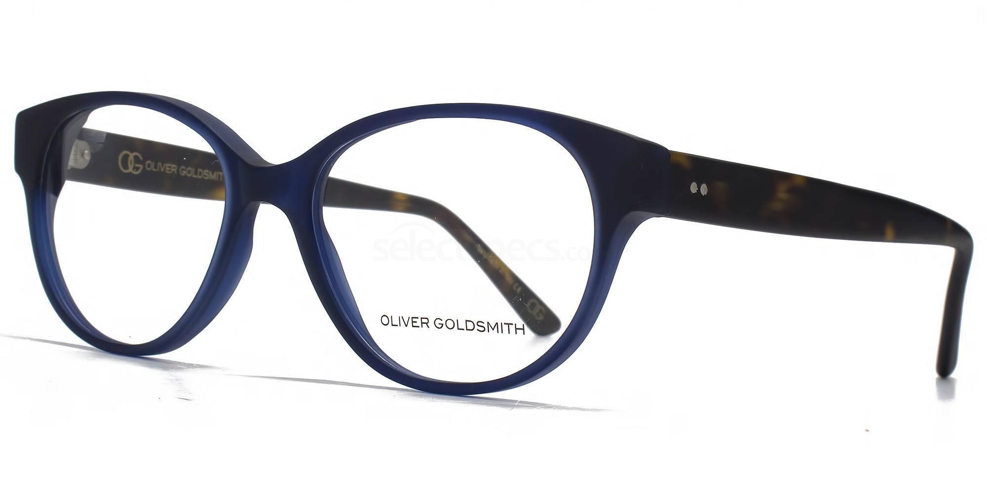 01 OLI015 - VIM Glasses, Oliver Goldsmith