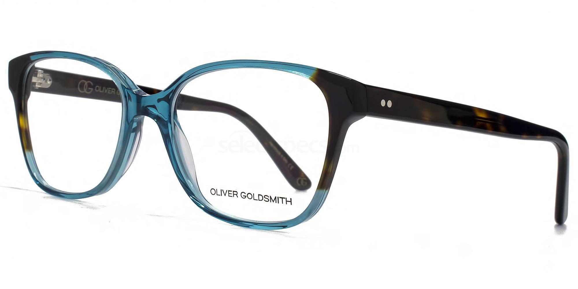 01 OLI019 - KRISTINA Glasses, Oliver Goldsmith