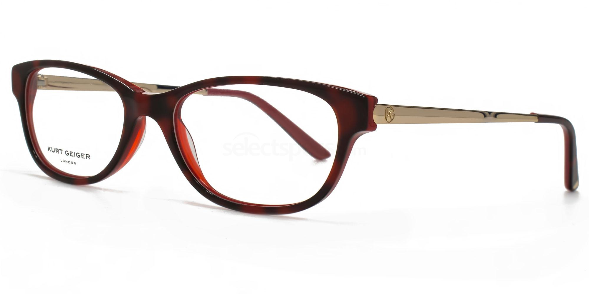 RED KGS010 - ANNA Glasses, Kurt Geiger London
