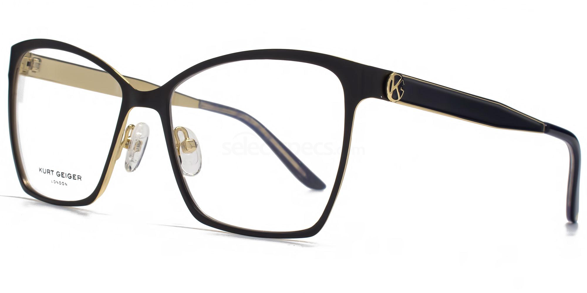 BLK KGS015 - HARPER Glasses, Kurt Geiger London